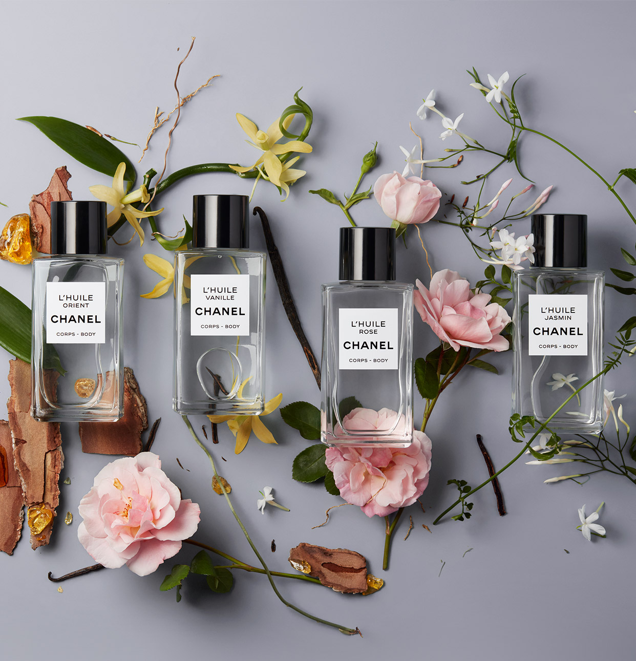 MASSAGE OIL COLLECTION - CHANEL