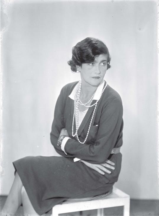 Gabrielle Chanel- Manray