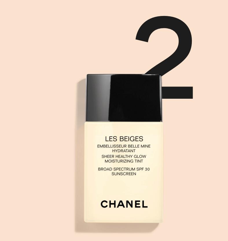 Les Beiges Tinted Moisturizer - Chanel