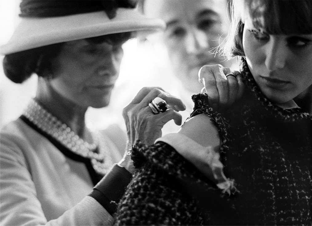 Gabrielle Chanel- Kirkland-1962