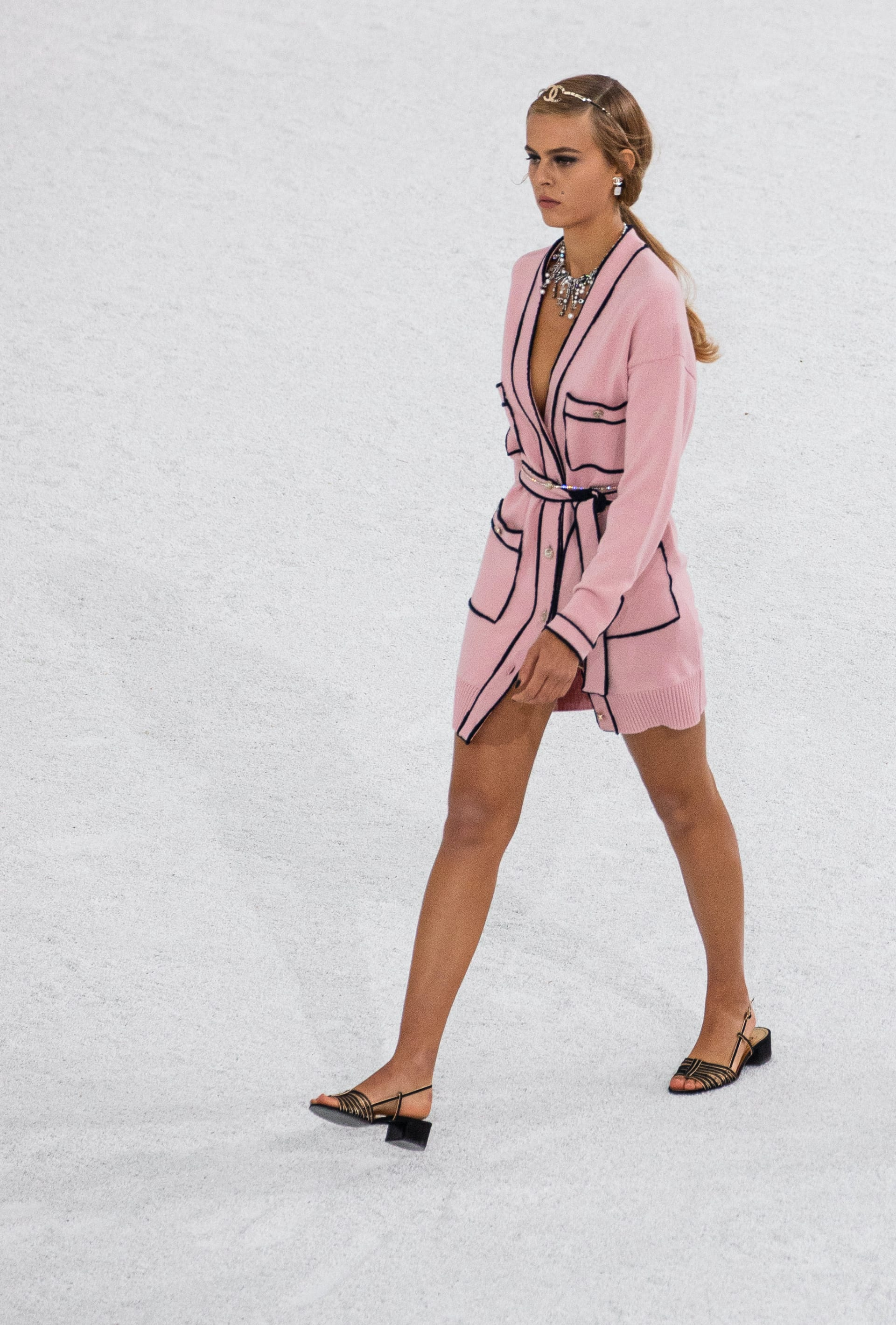 View 2 - Look 12 - Spring-Summer 2021 - see full sized version