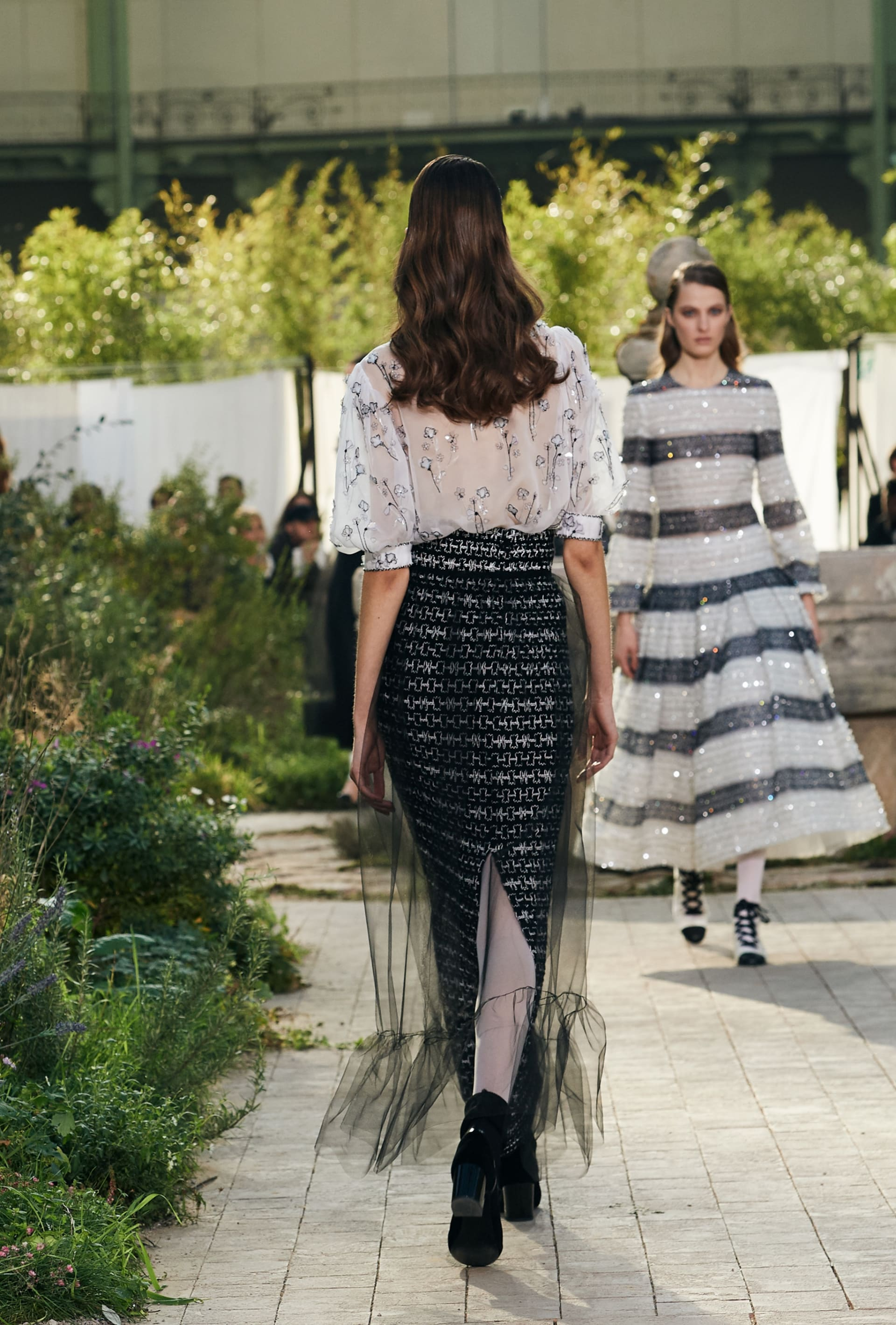 View 4 - Look 50 - Spring-Summer 2020 Haute Couture - see full sized version