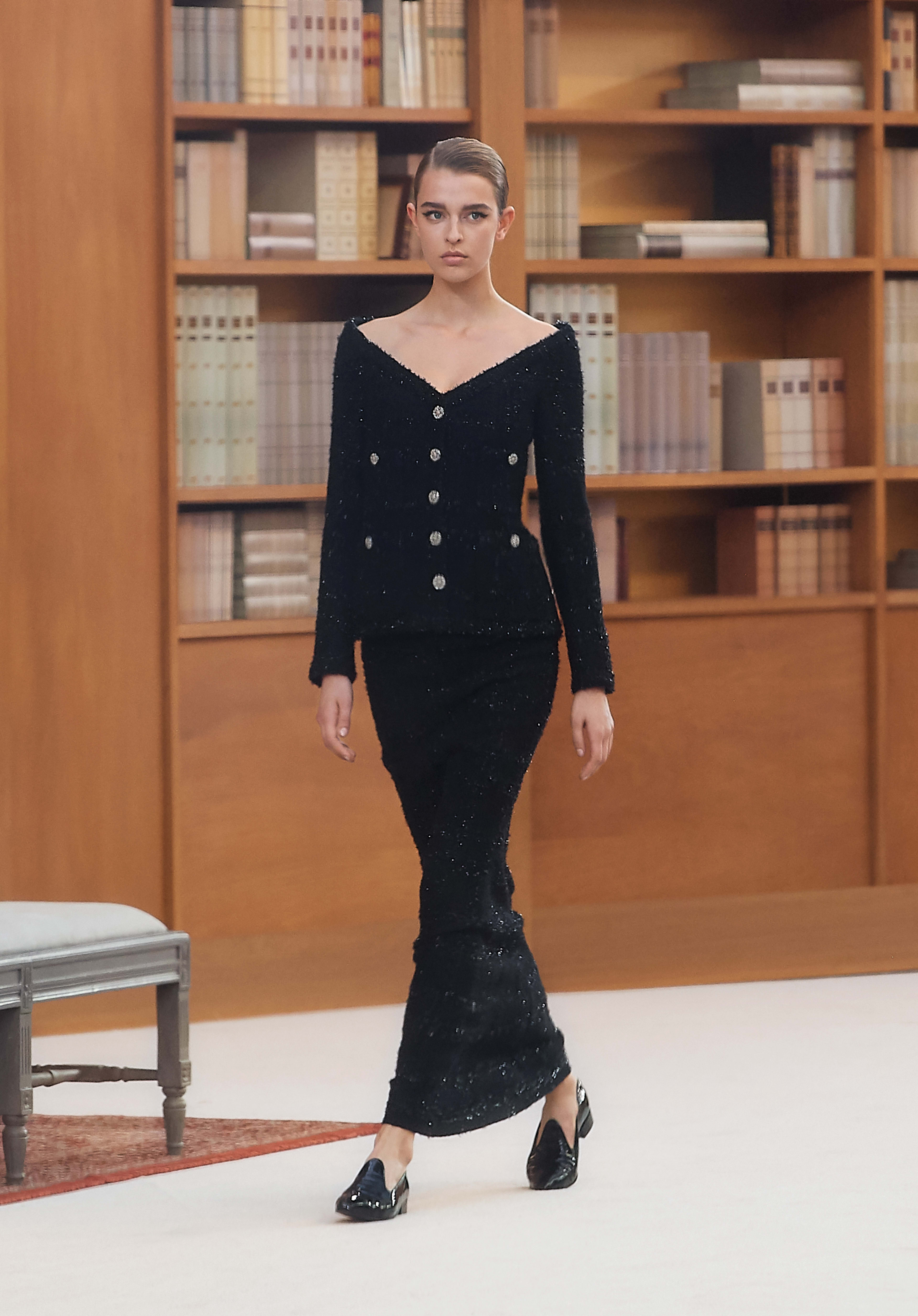 Look 30 - Fall-Winter 2019/20 Haute-Couture