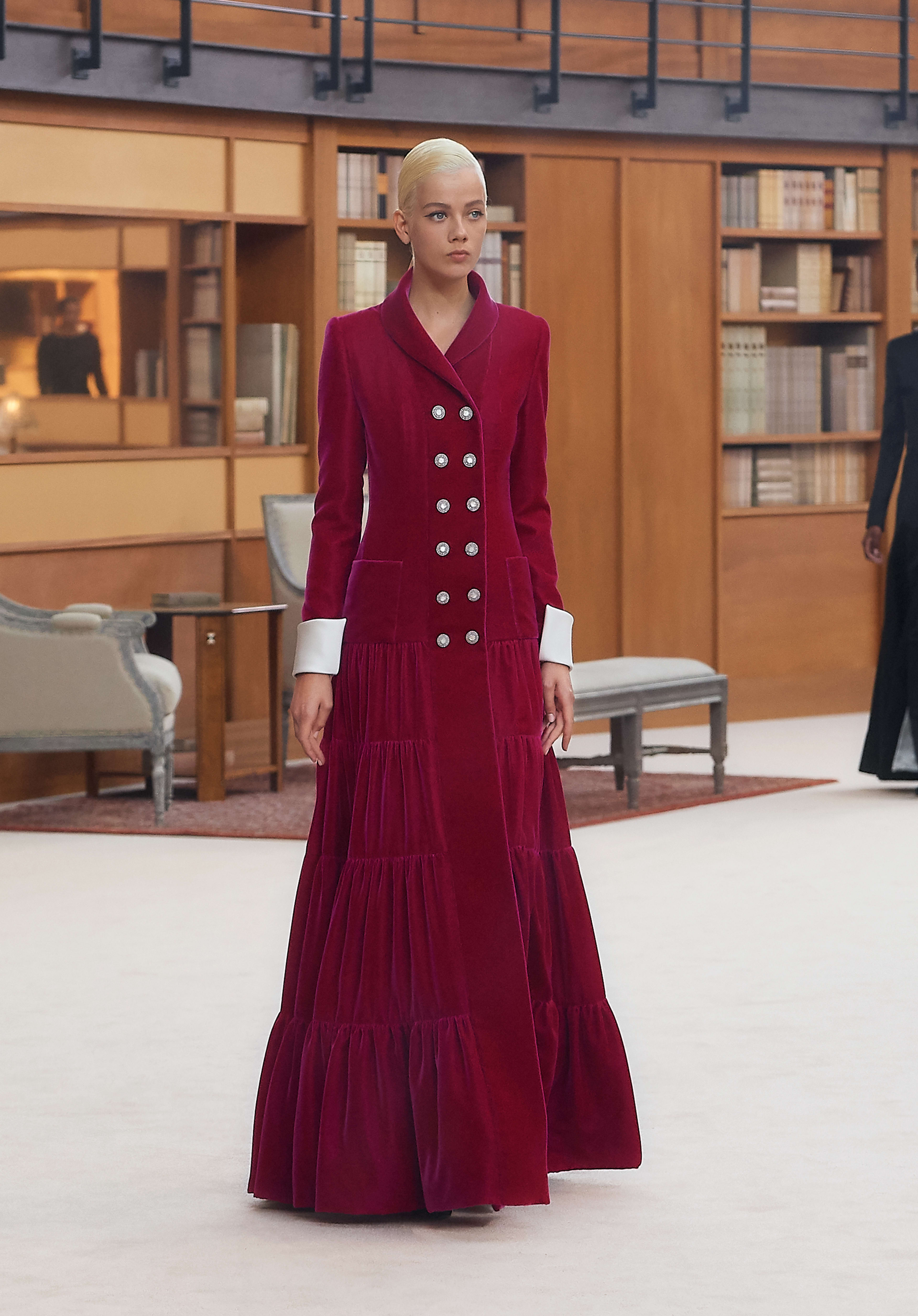 Look 52 - Fall-Winter 2019/20 Haute-Couture