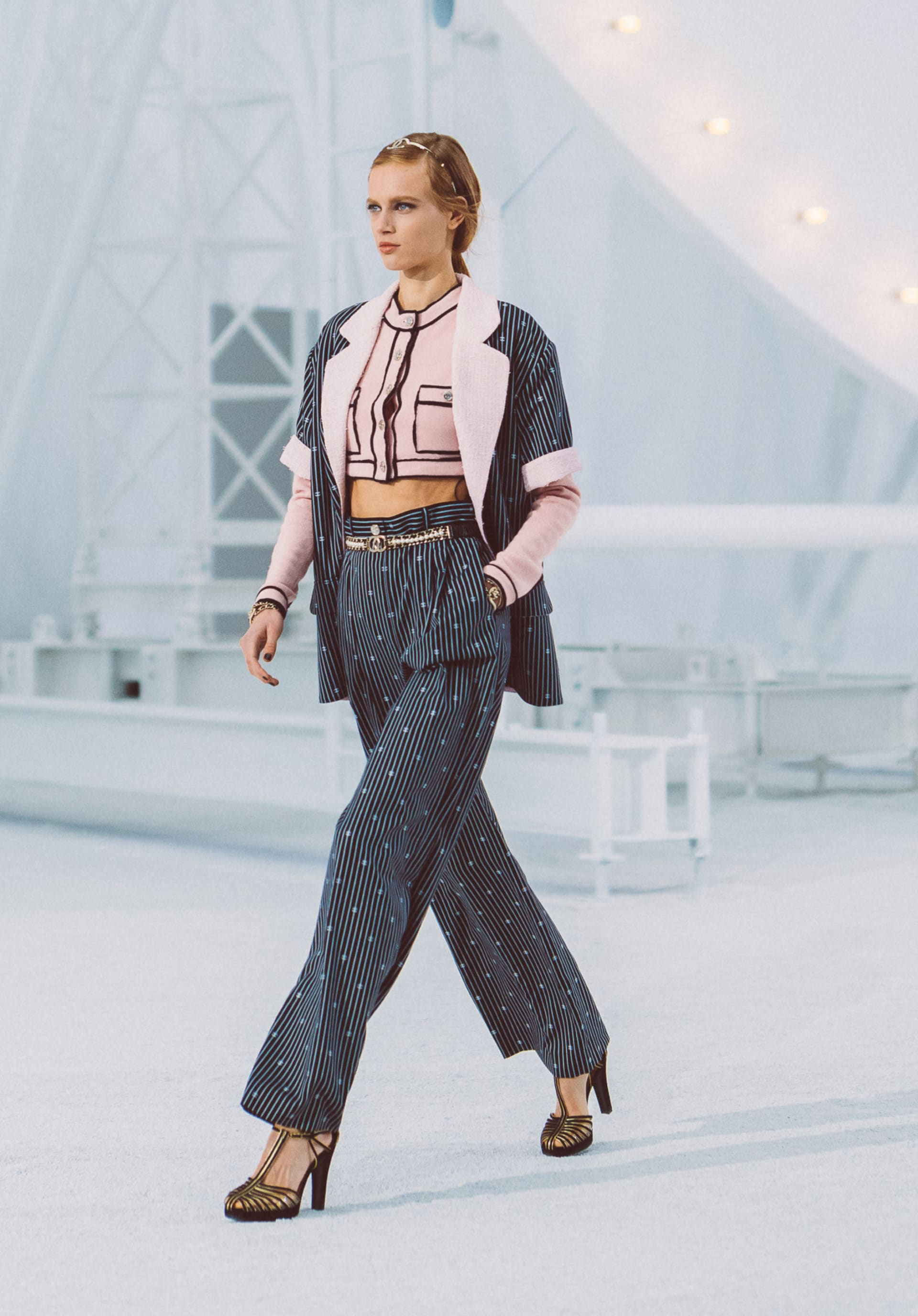 View 1 - Look10 - Spring-Summer 2021 - see full sized version