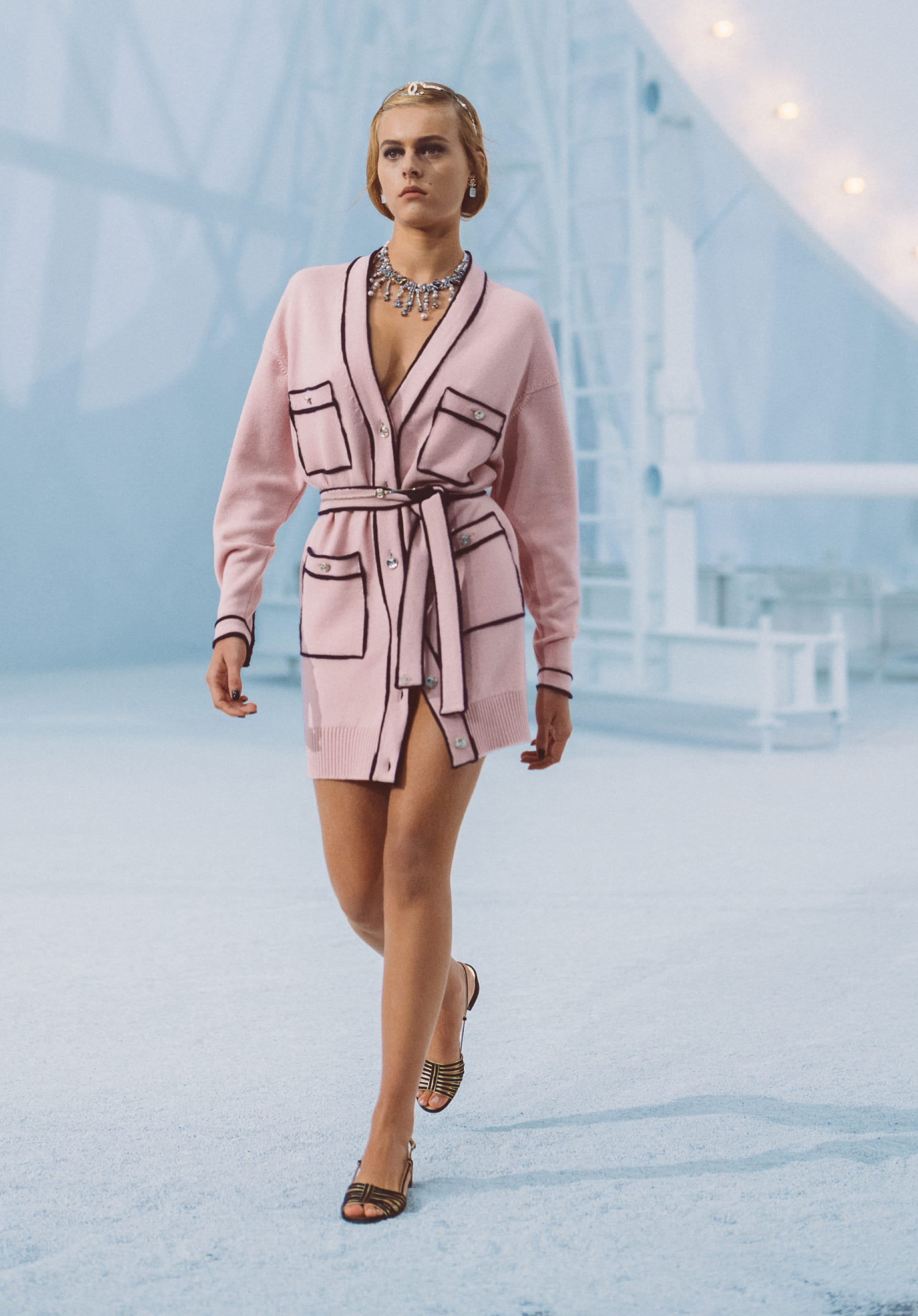 View 1 - Look12 - Spring-Summer 2021 - see full sized version