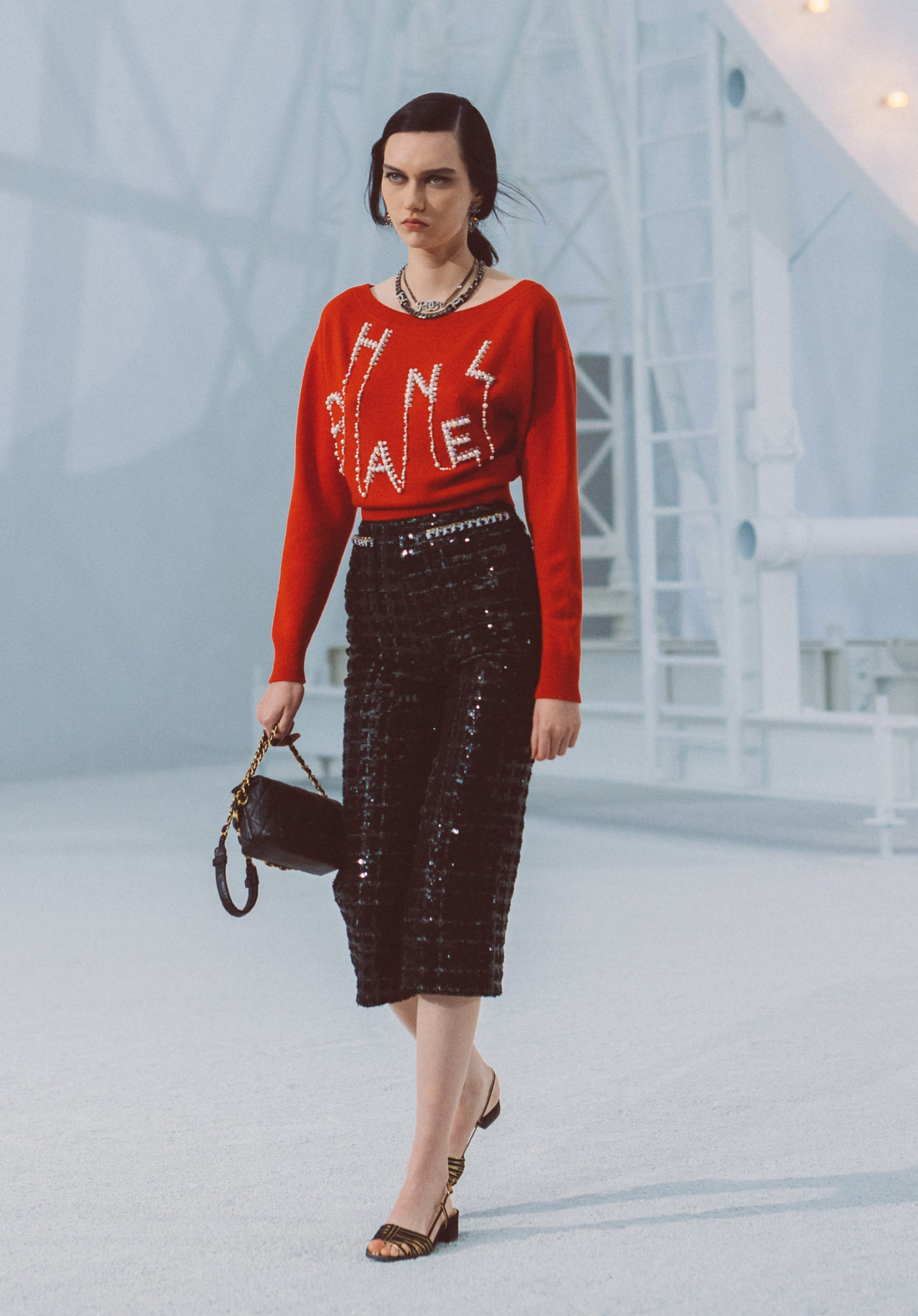 View 1 - Look18 - Spring-Summer 2021 - see full sized version