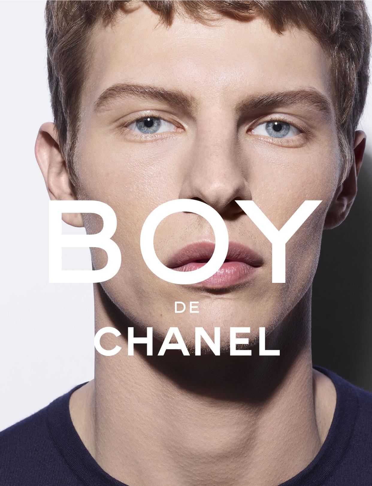 Makeup For Men Boy De Chanel Chanel