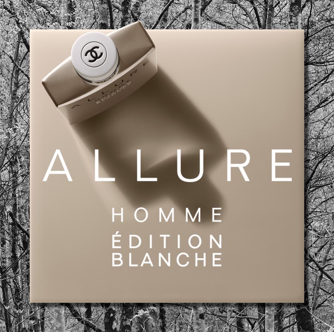 ALLURE HOMME ÉDITION BLANCHE - Parfum voor mannen | CHANEL