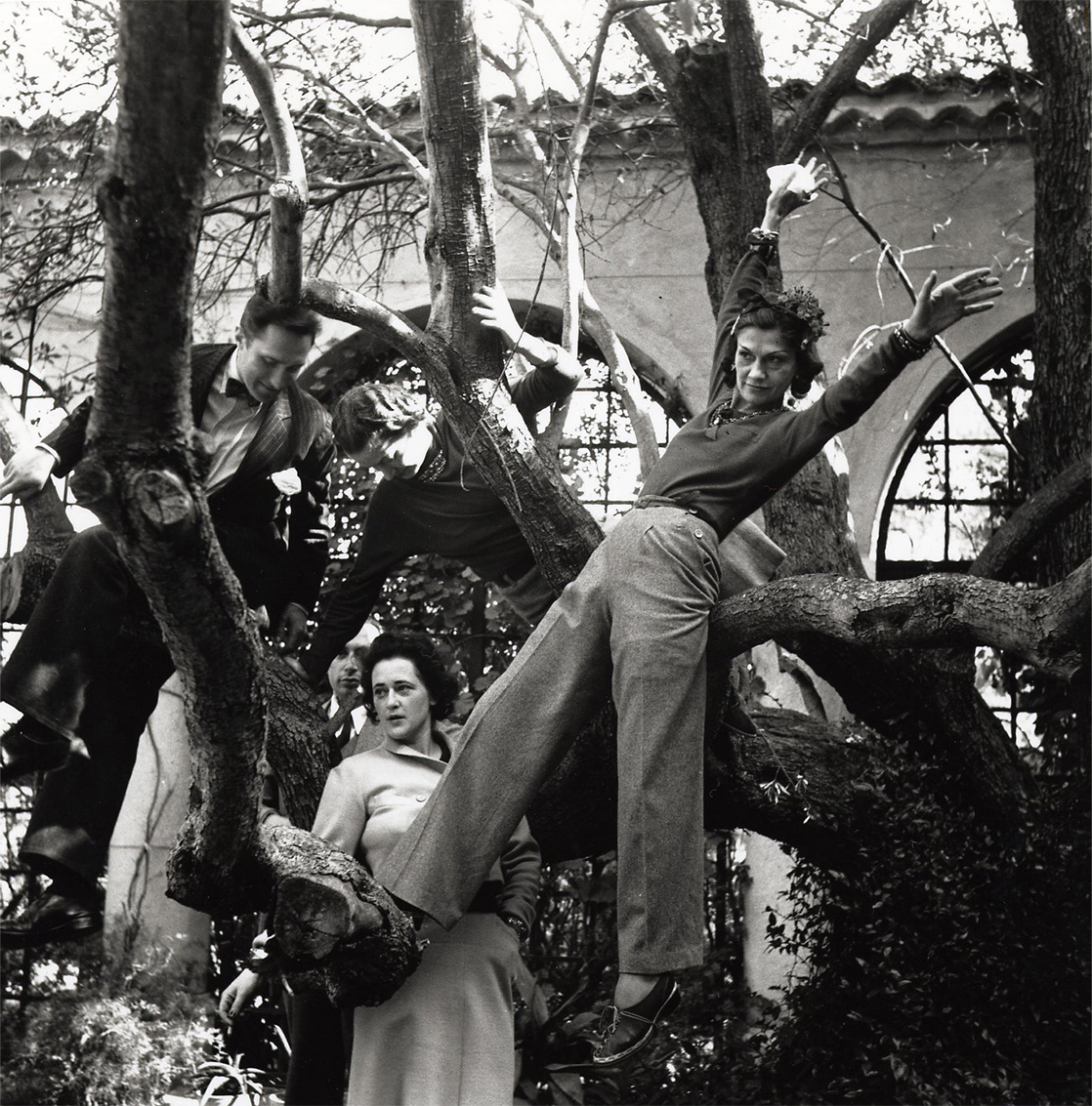 Gabrielle Chanel- LaPausa-1938