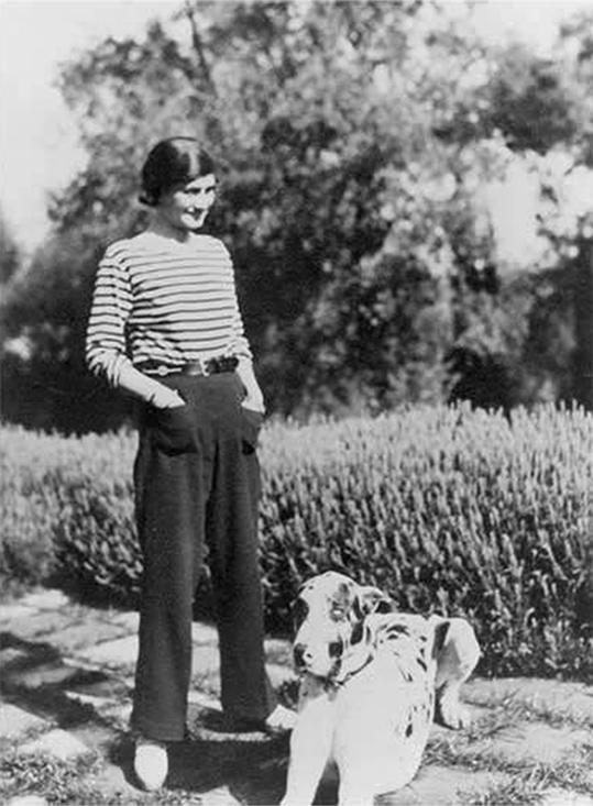 Gabrielle Chanel - LaPausa-1930