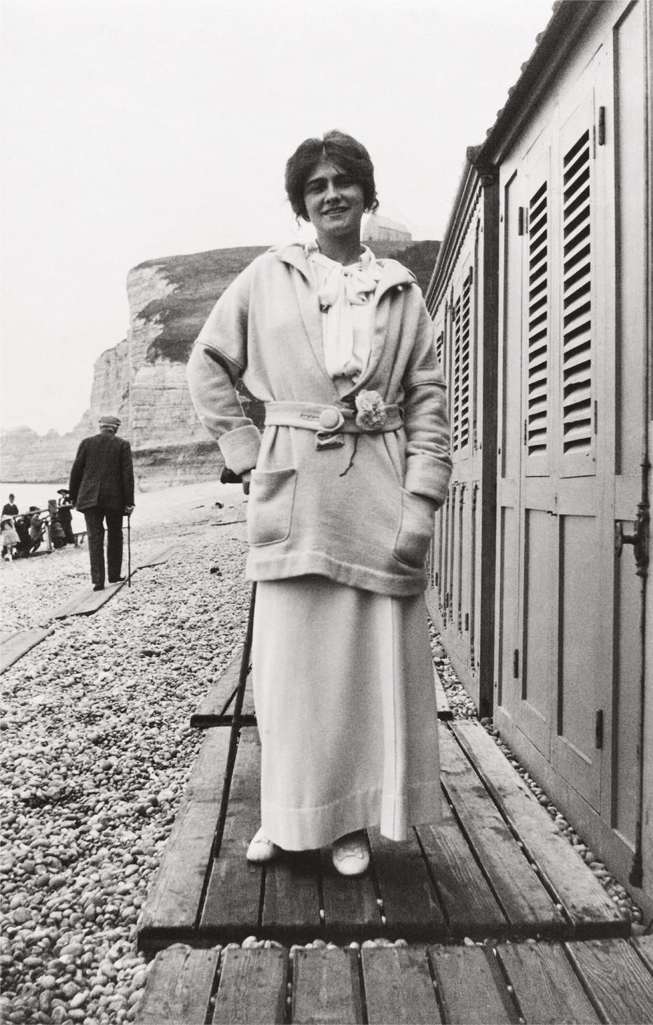 Gabrielle Chanel - Étretat