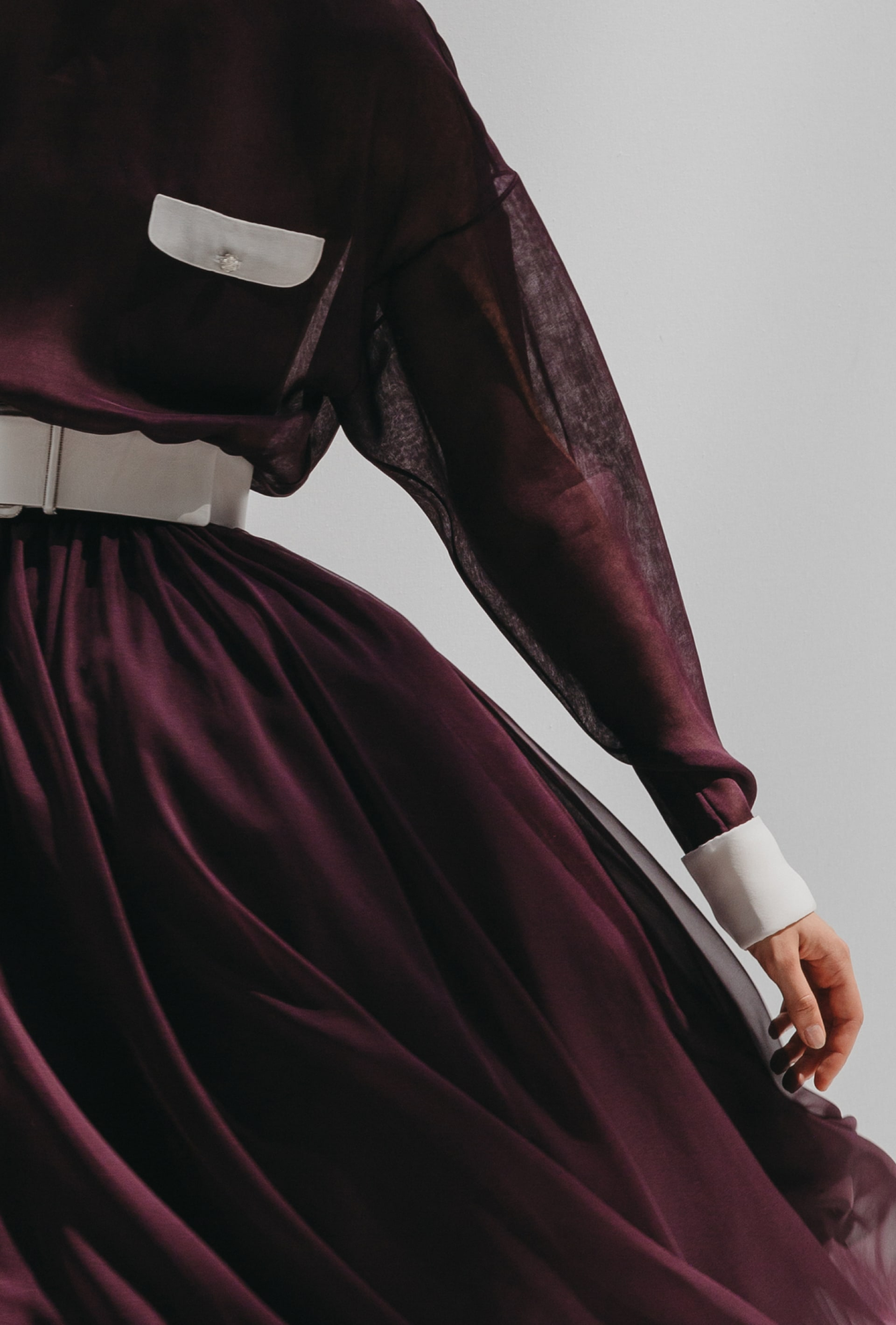 View 9 - Look 51 - Fall-Winter 2019/20 Haute-Couture - see full sized version