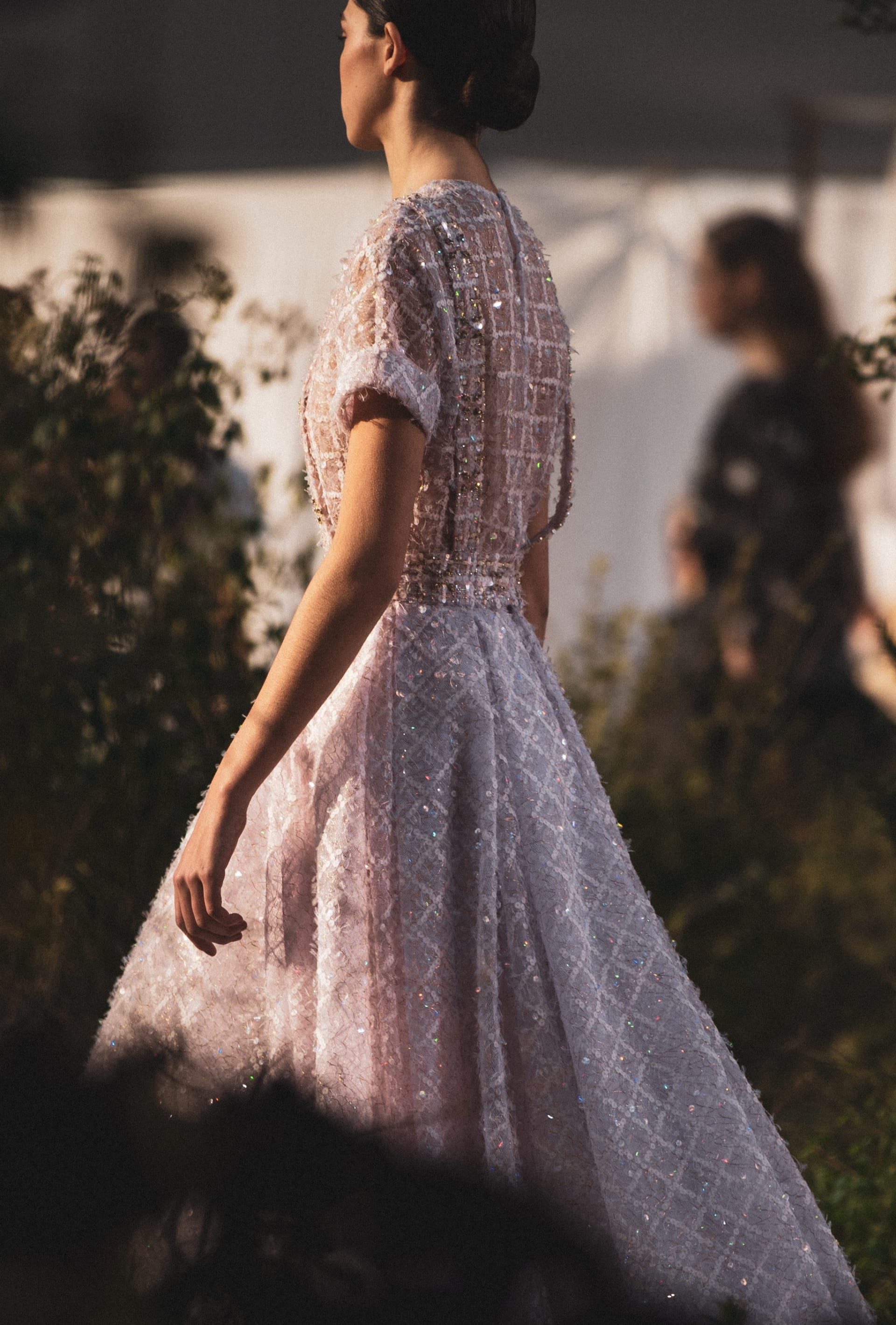 View 3 - Look 47 - Spring-Summer 2020 Haute Couture - see full sized version