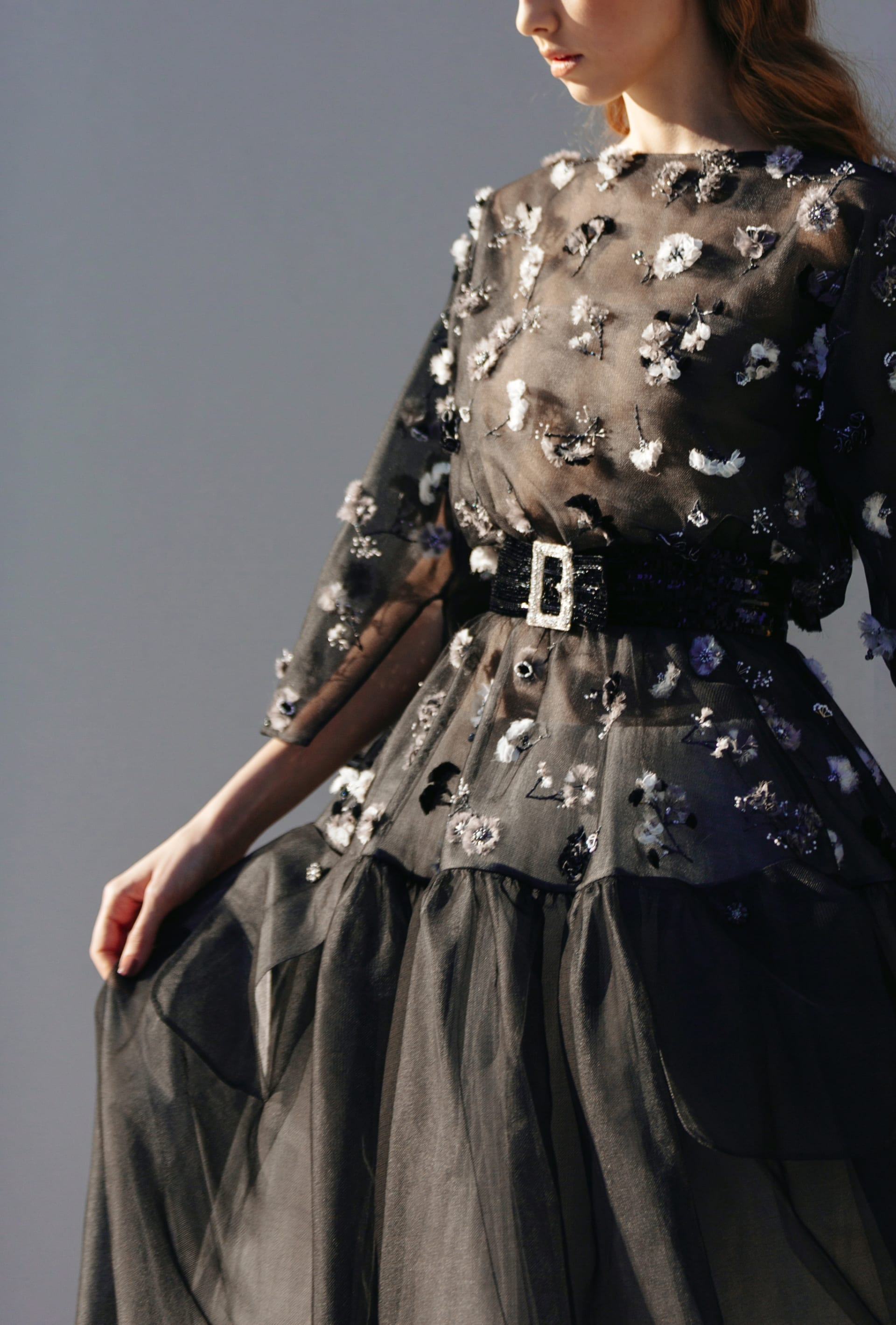 View 2 - Look 52 - Spring-Summer 2020 Haute Couture - see full sized version