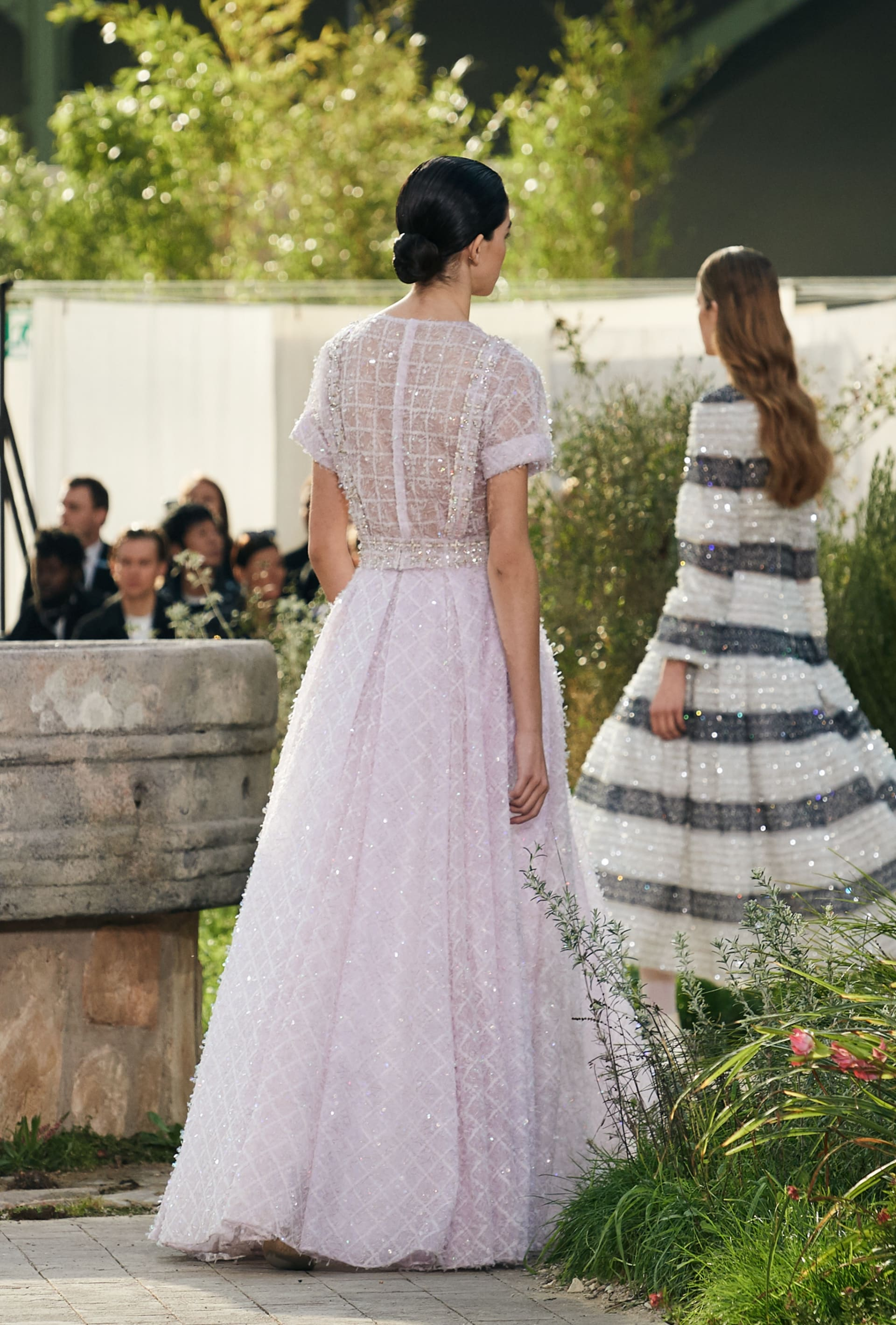 View 5 - Look 47 - Spring-Summer 2020 Haute Couture - see full sized version