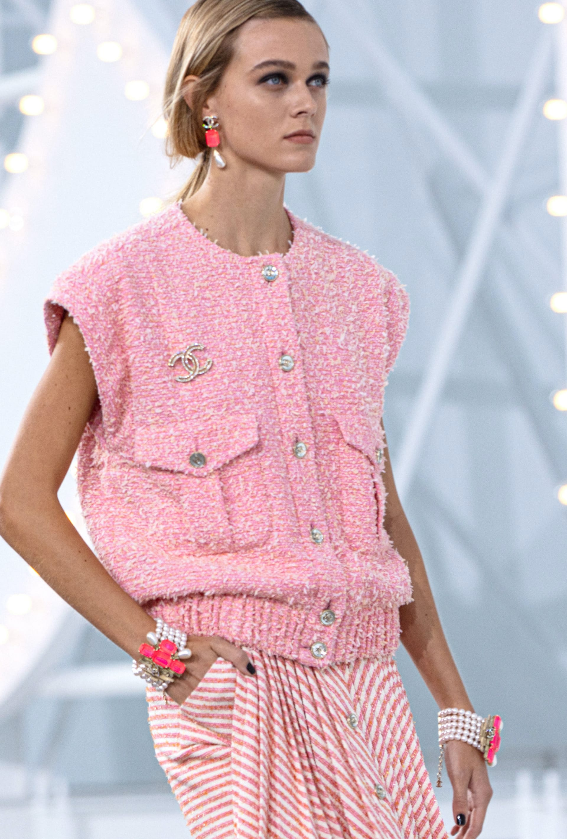 View 2 - Look 41 - Spring-Summer 2021 - see full sized version
