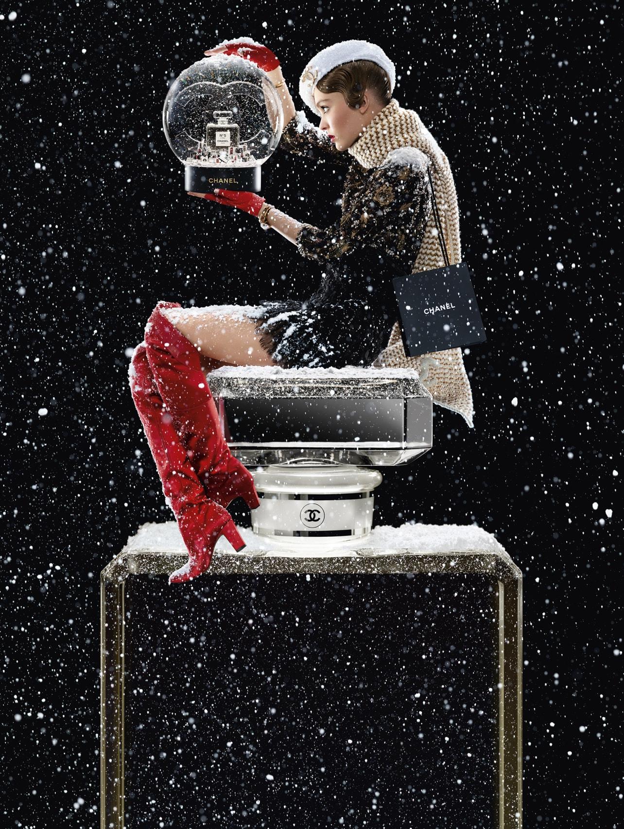 официальный сайт Chanel мода парфюмерия уход за кожей