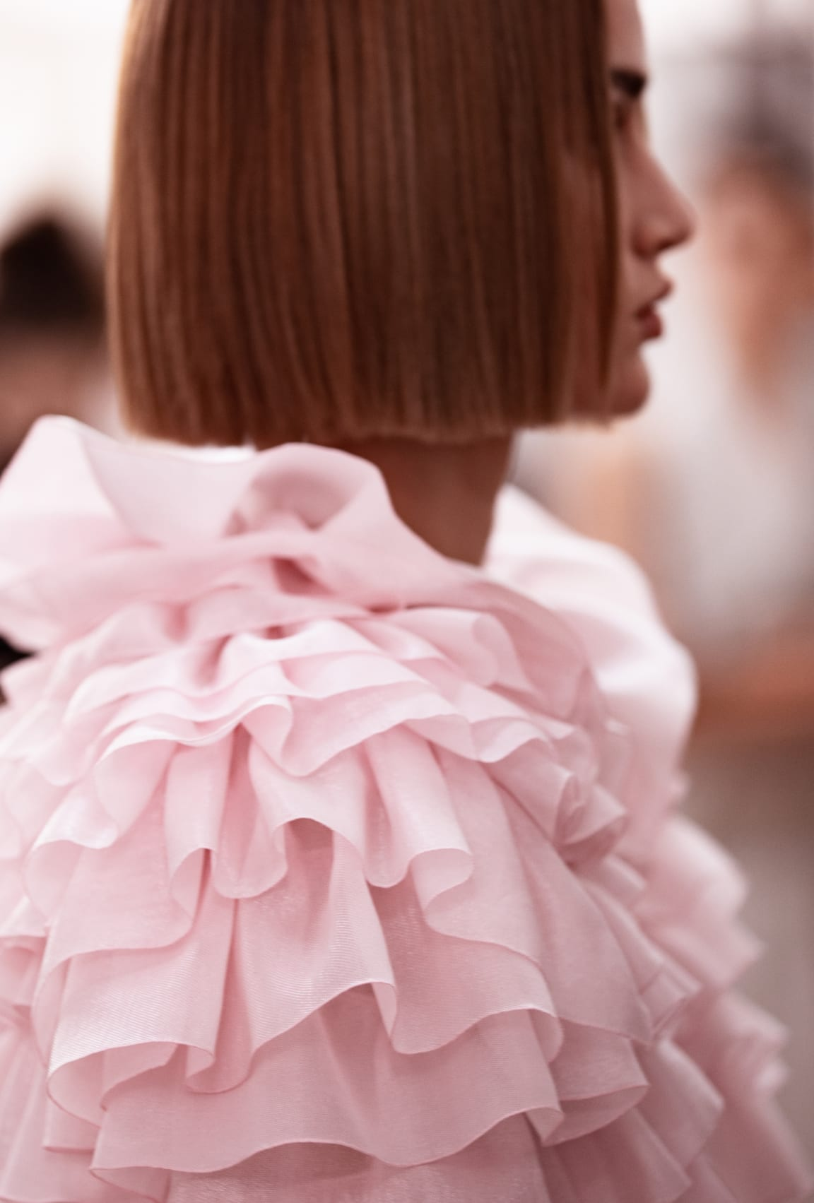 View 4 - Look 28 - Spring-Summer 2021 Haute Couture - see full sized version
