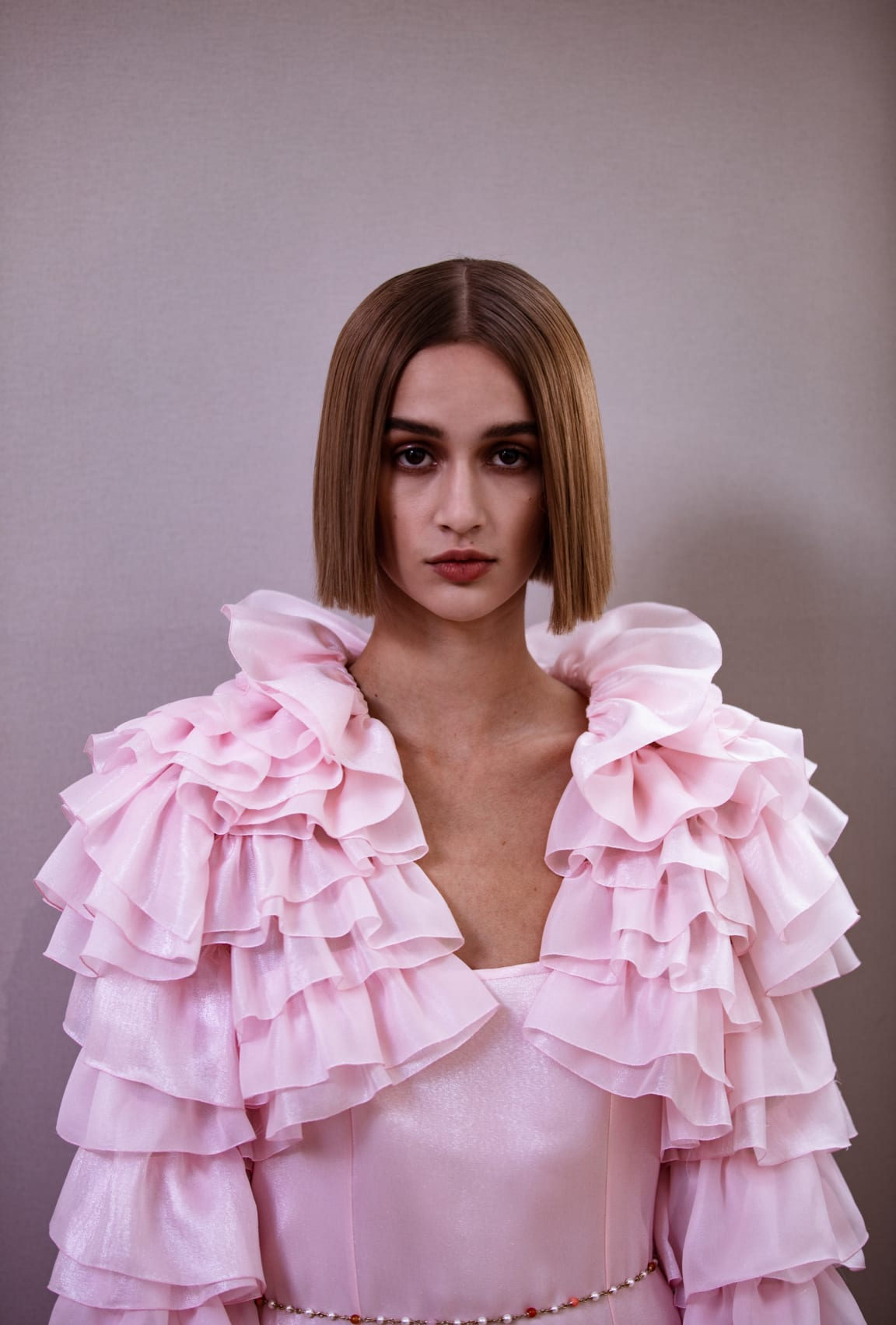 zoom - View 3 - Look 28 - Spring-Summer 2021 Haute Couture - see full sized version