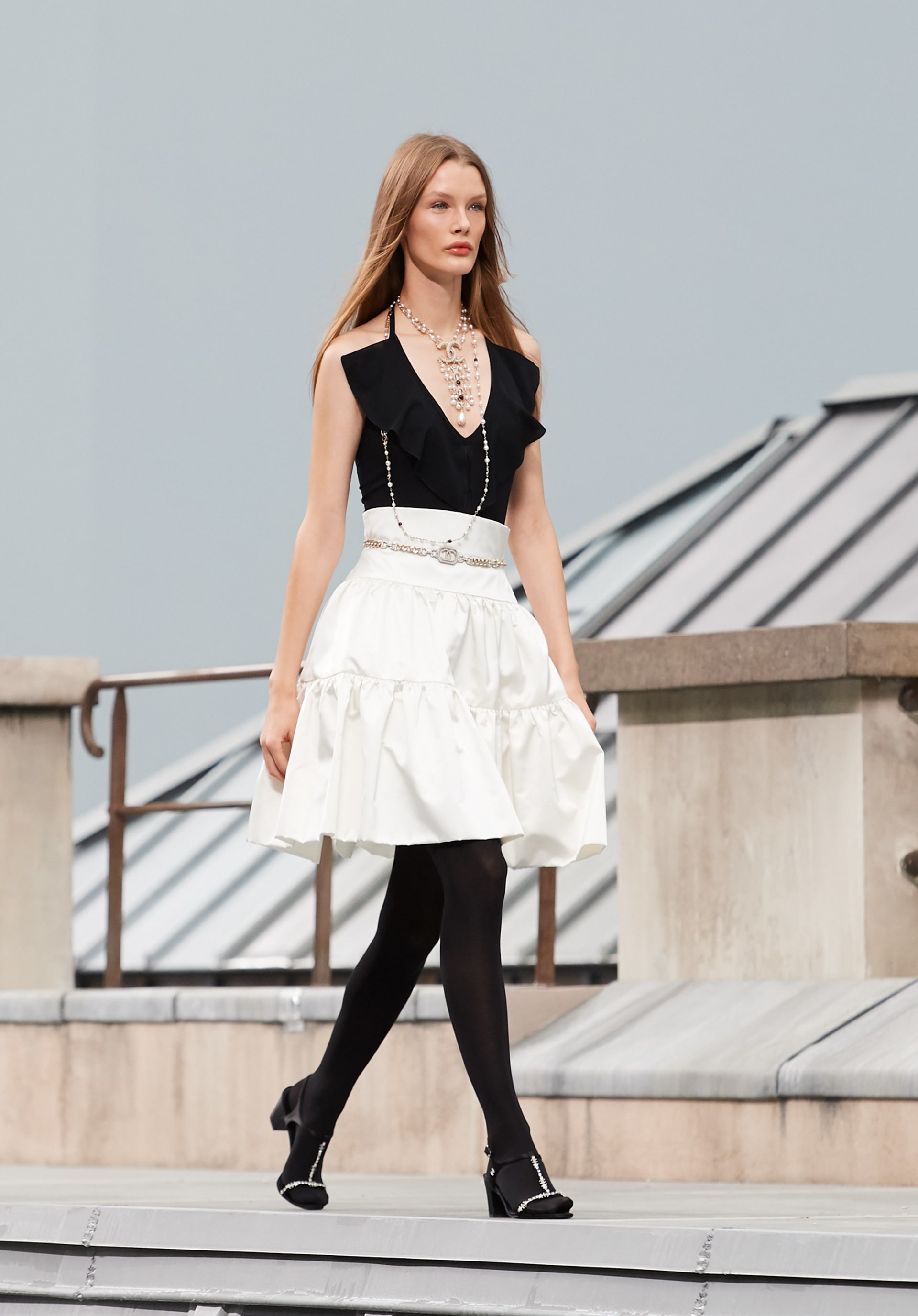 View 1 - Look 75 - Spring-Summer 2020 - see full sized version