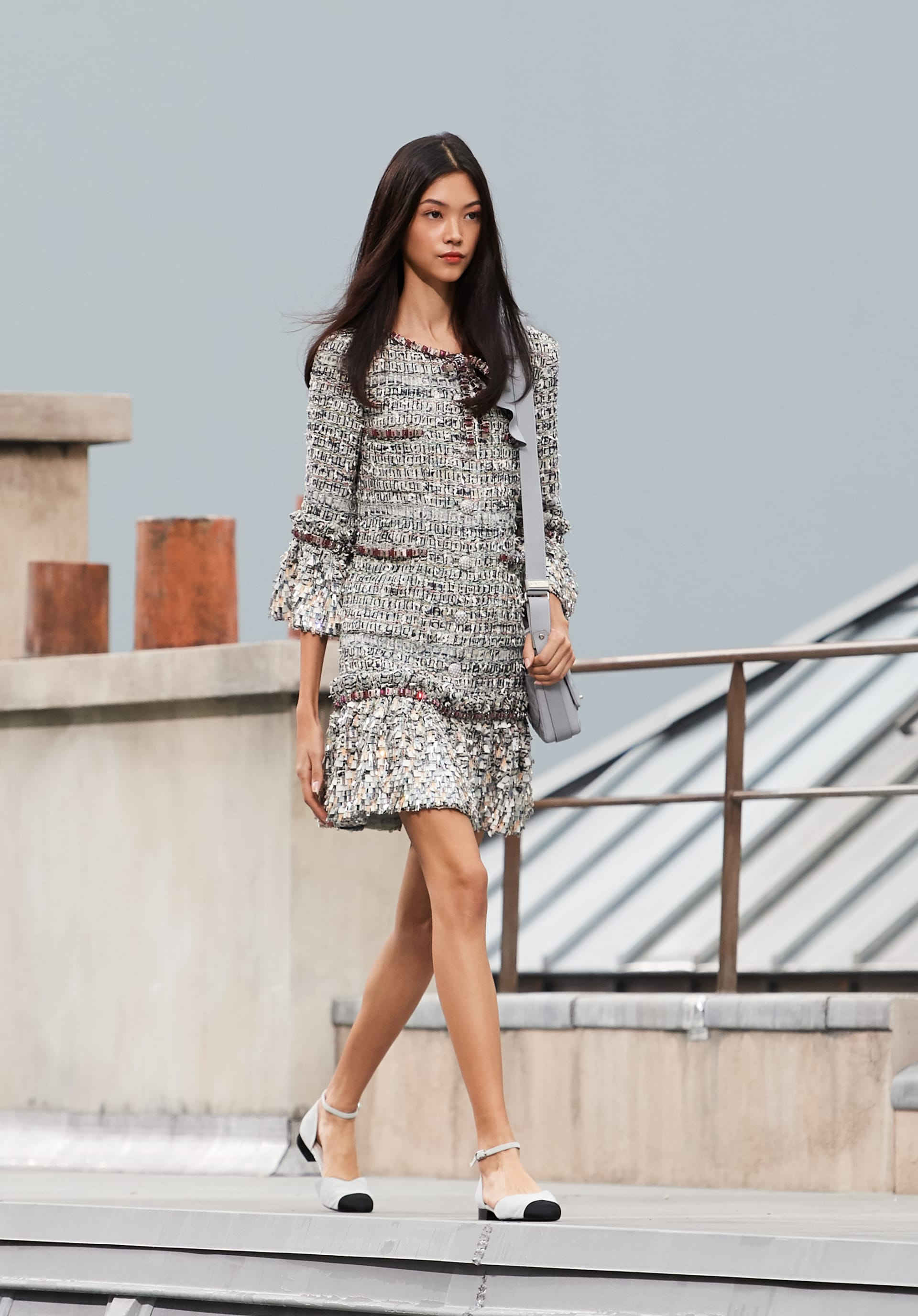 View 1 - Look 45 - Spring-Summer 2020 - see full sized version