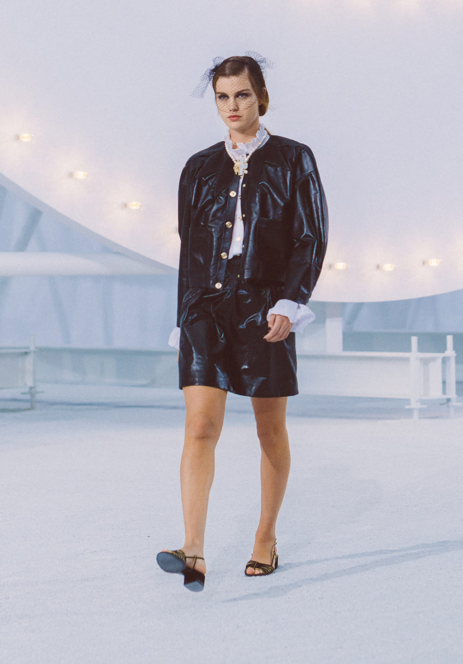 View 1 - Look23 - Spring-Summer 2021 - see full sized version