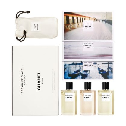 LES EAUX DE CHANEL - TRAVEL SET