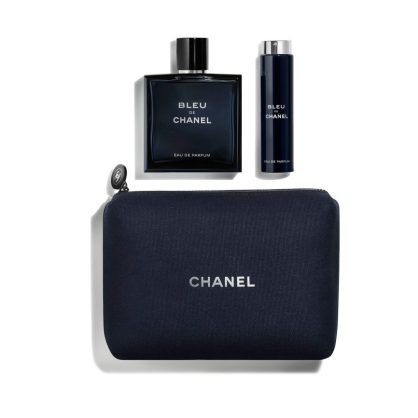 BLEU DE CHANEL TRAVEL SET 1pce