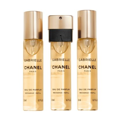 GABRIELLE CHANEL GABRIELLE CHANEL EAU DE PARFUM TWIST AND SPRAY 3x20ml Nachfüllung