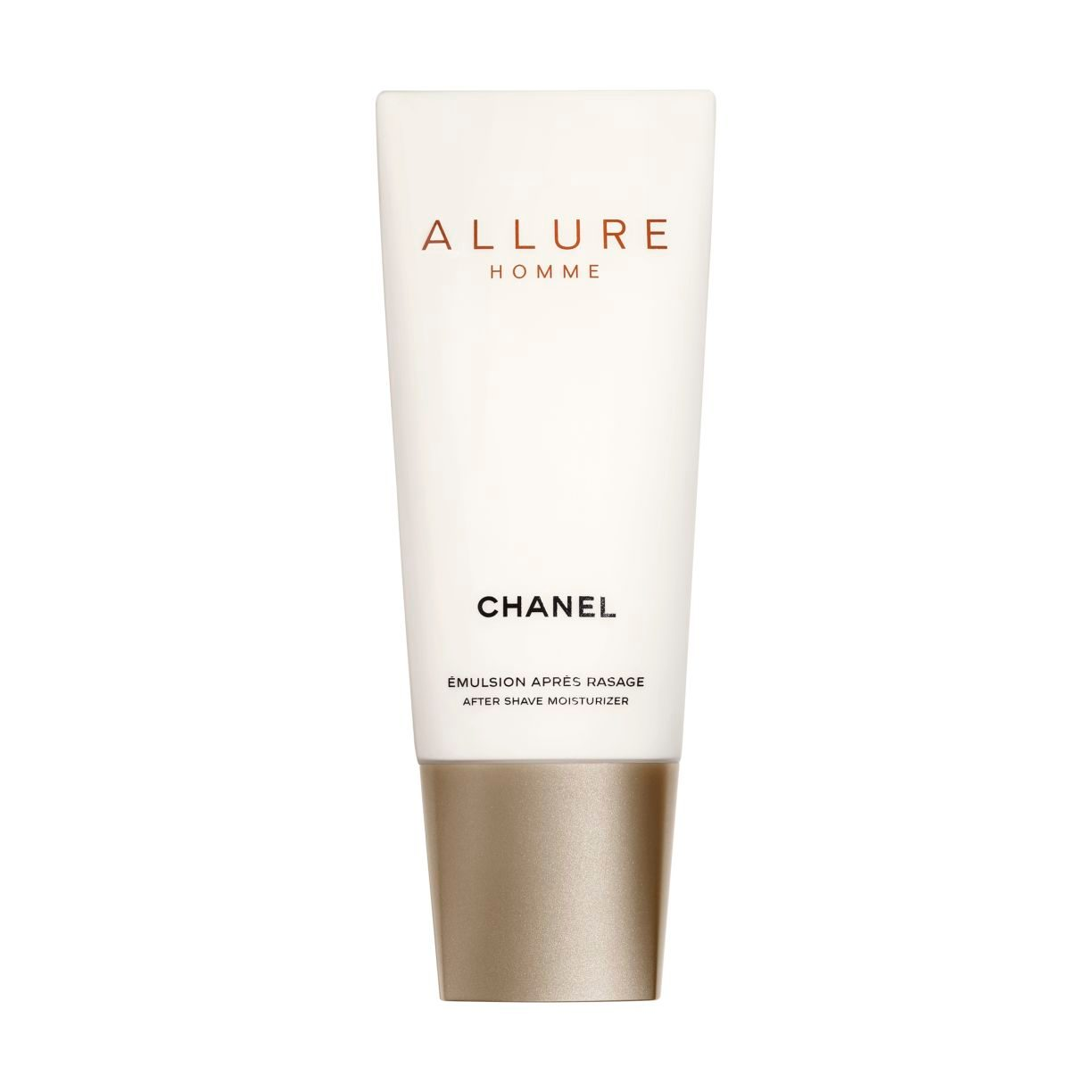 ALLURE HOMME AFTER SHAVE MOISTURISER