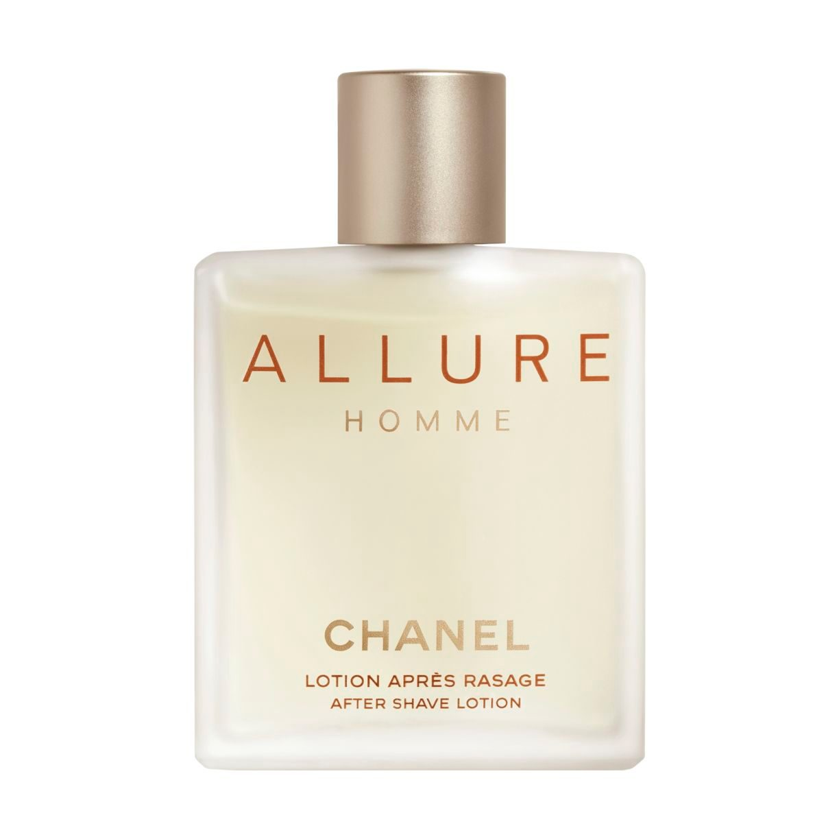 ALLURE HOMME AFTERSHAVE LOTION 100ml