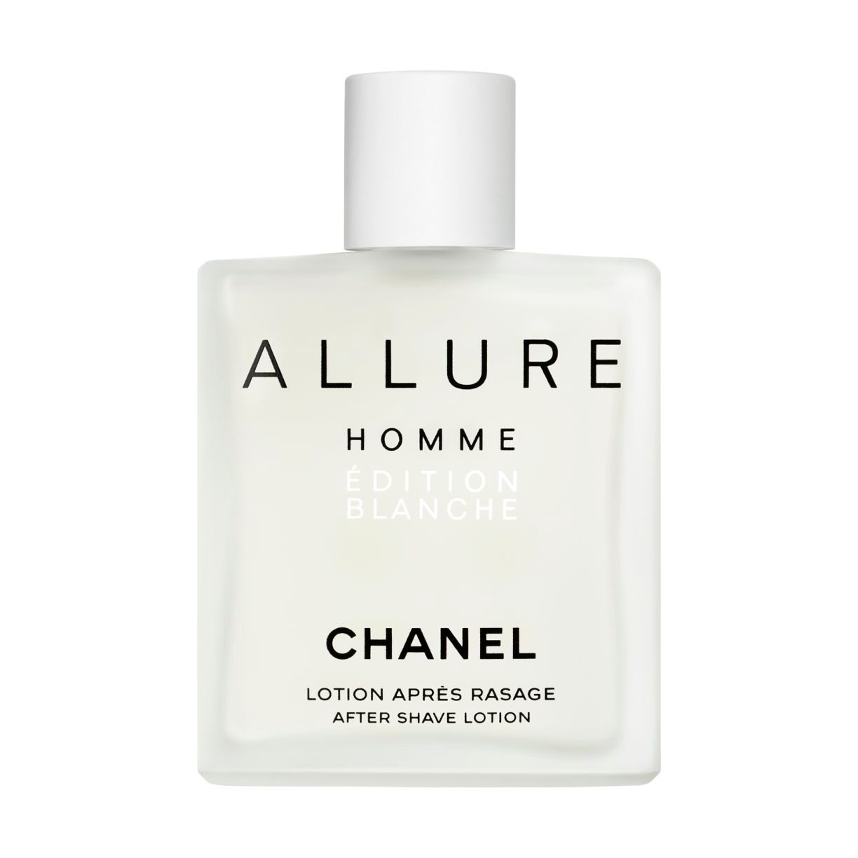 ALLURE HOMME ÉDITION BLANCHE AFTER SHAVE LOTION - โลชั่นหลังการโกนหนวด 100ml