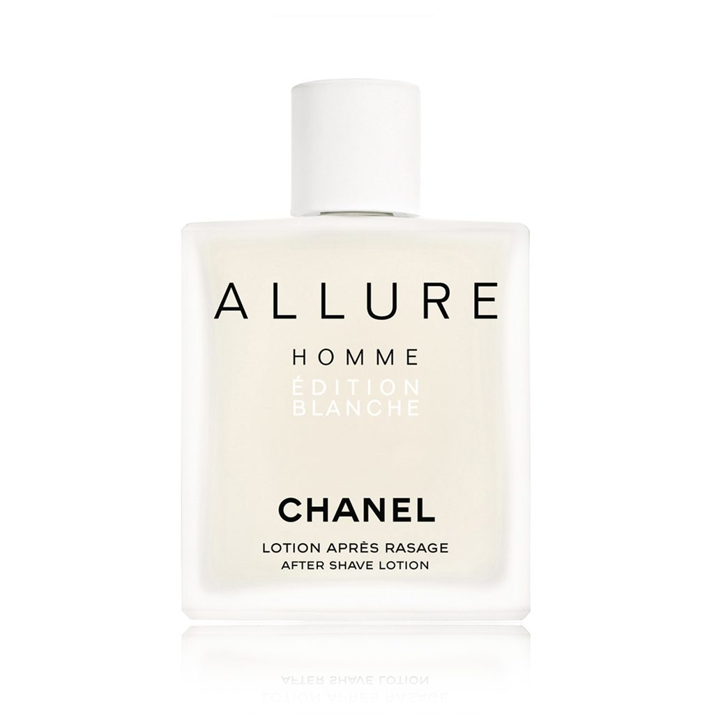ALLURE HOMME ÉDITION BLANCHE AFTER SHAVE LOTION - โลชั่นหลังการโกนหนวด