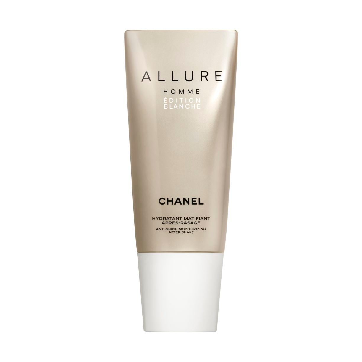 ALLURE HOMME ÉDITION BLANCHE ANTI-SHINE MOISTURISING AFTER SHAVE