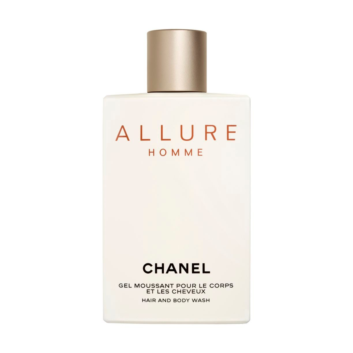 ALLURE HOMME GEL DE DUCHA 200ml
