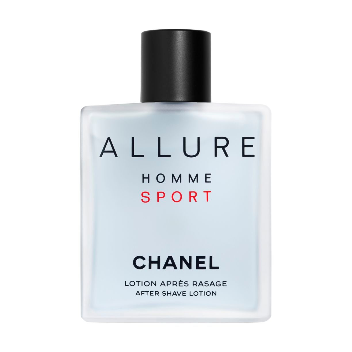 ALLURE HOMME SPORT AFTER SHAVE LOTION - โลชั่นหลังการโกนหนวด 100ml