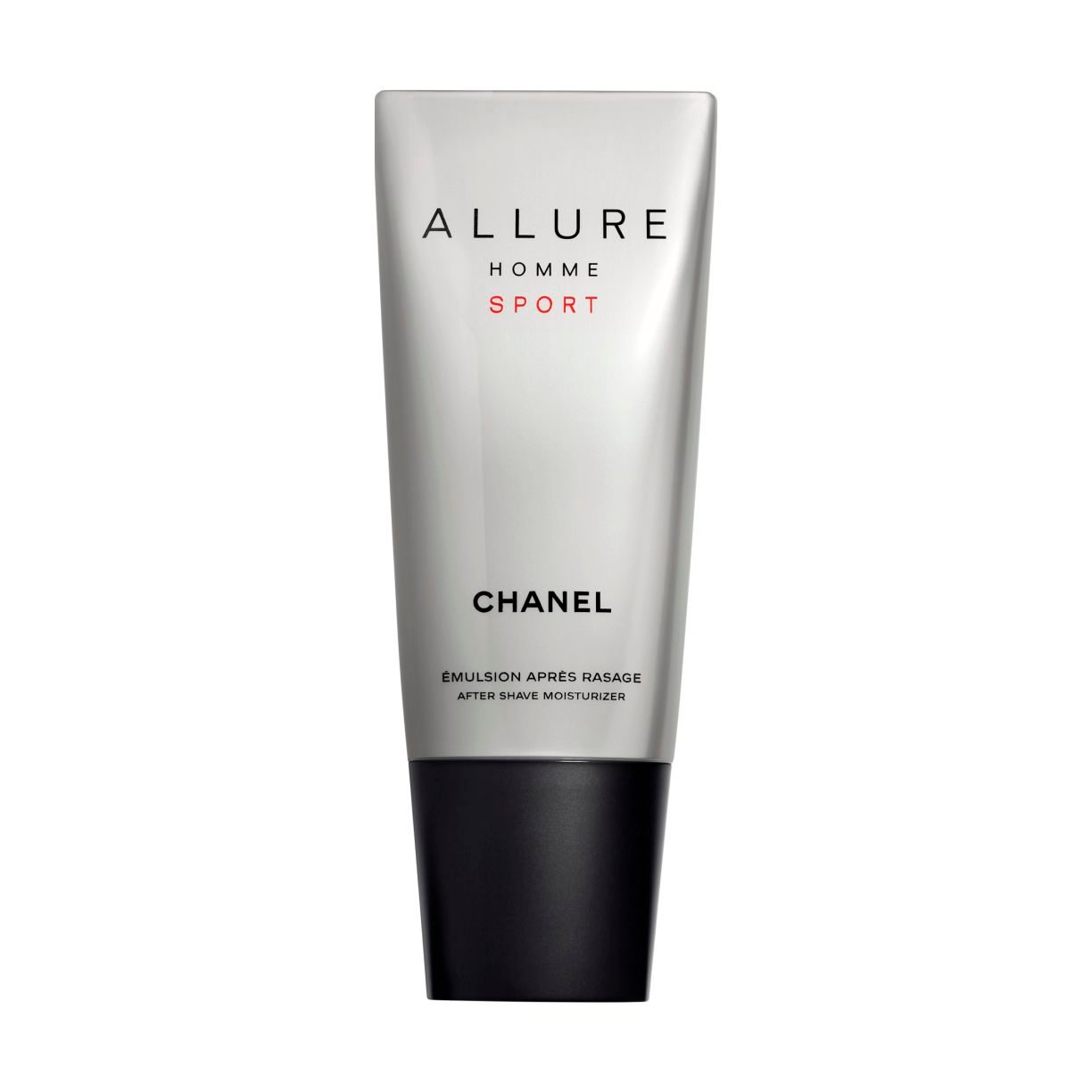 ALLURE HOMME SPORT AFTER SHAVE MOISTURISER 100ml