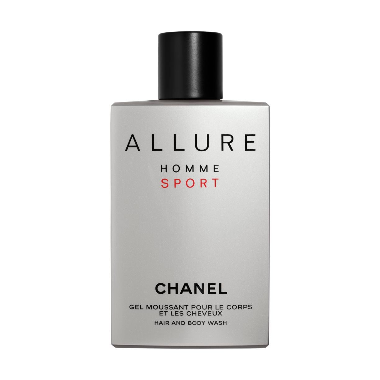ALLURE HOMME SPORT GEL DE DUCHA 200ml