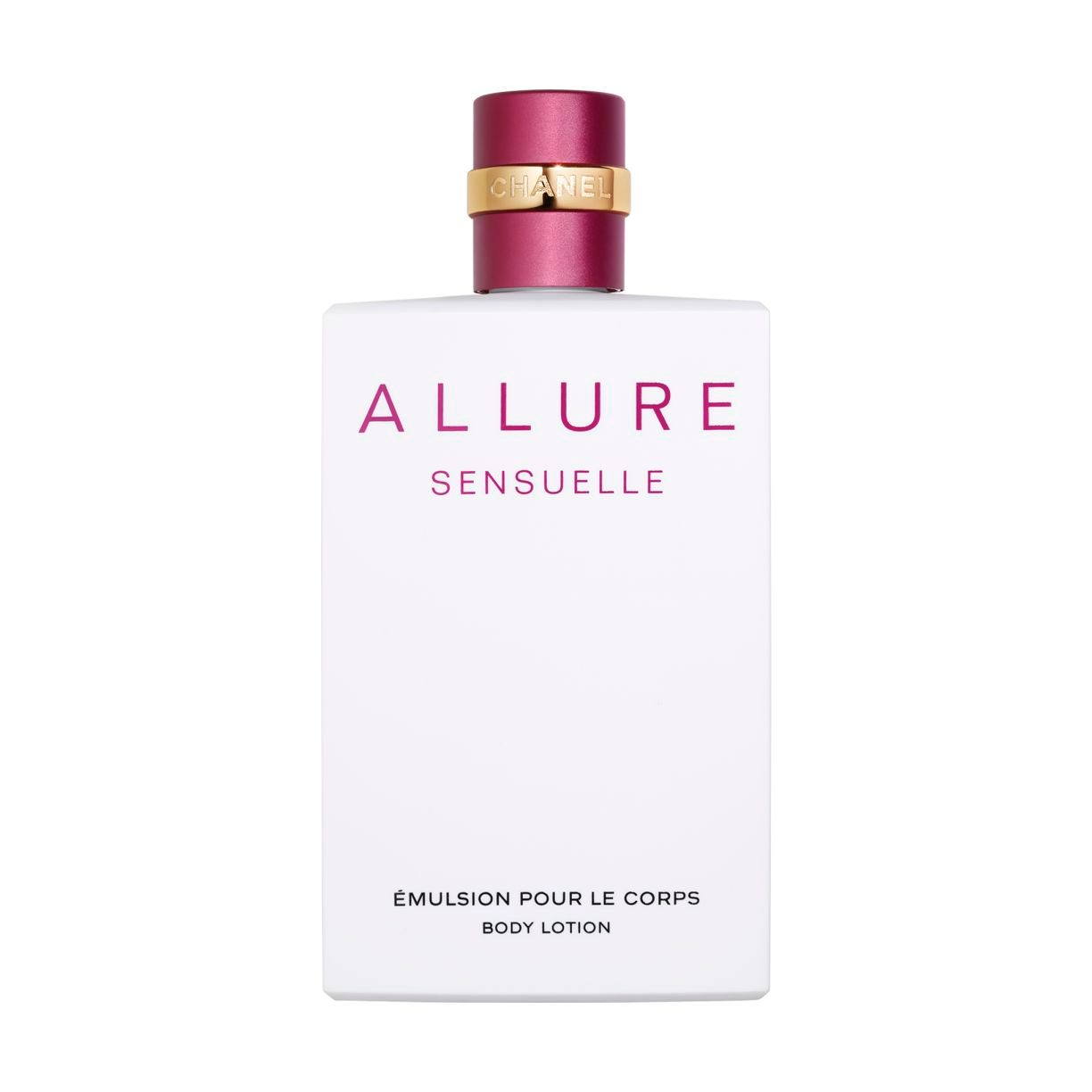ALLURE SENSUELLE KÖRPEREMULSION 200ml