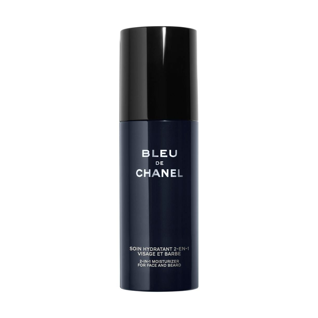 BLEU DE CHANEL 2-IN-1 MOISTURIZER FOR FACE AND BEARD 50ml
