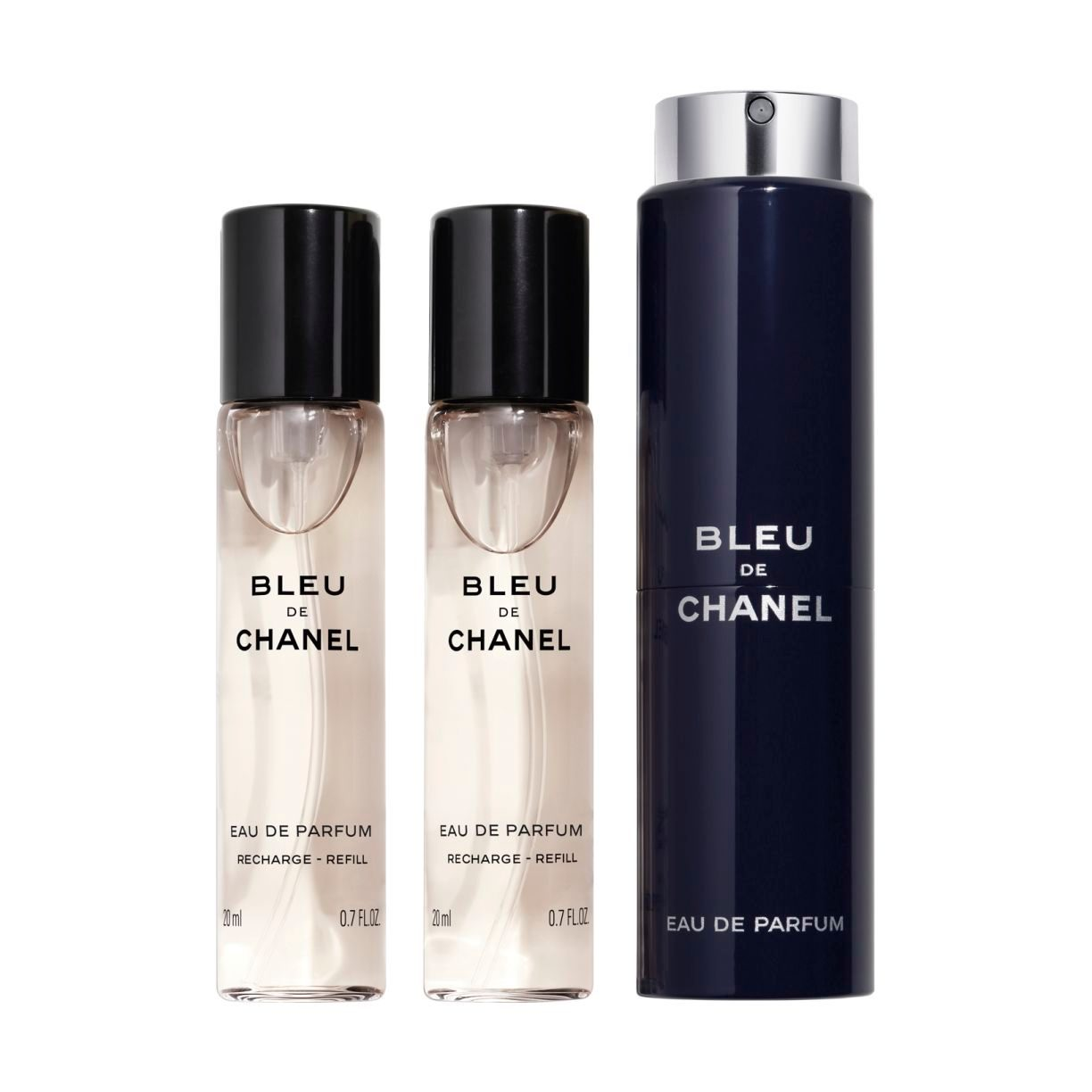 BLEU DE CHANEL EAU DE PARFUM TWIST & SPRAY