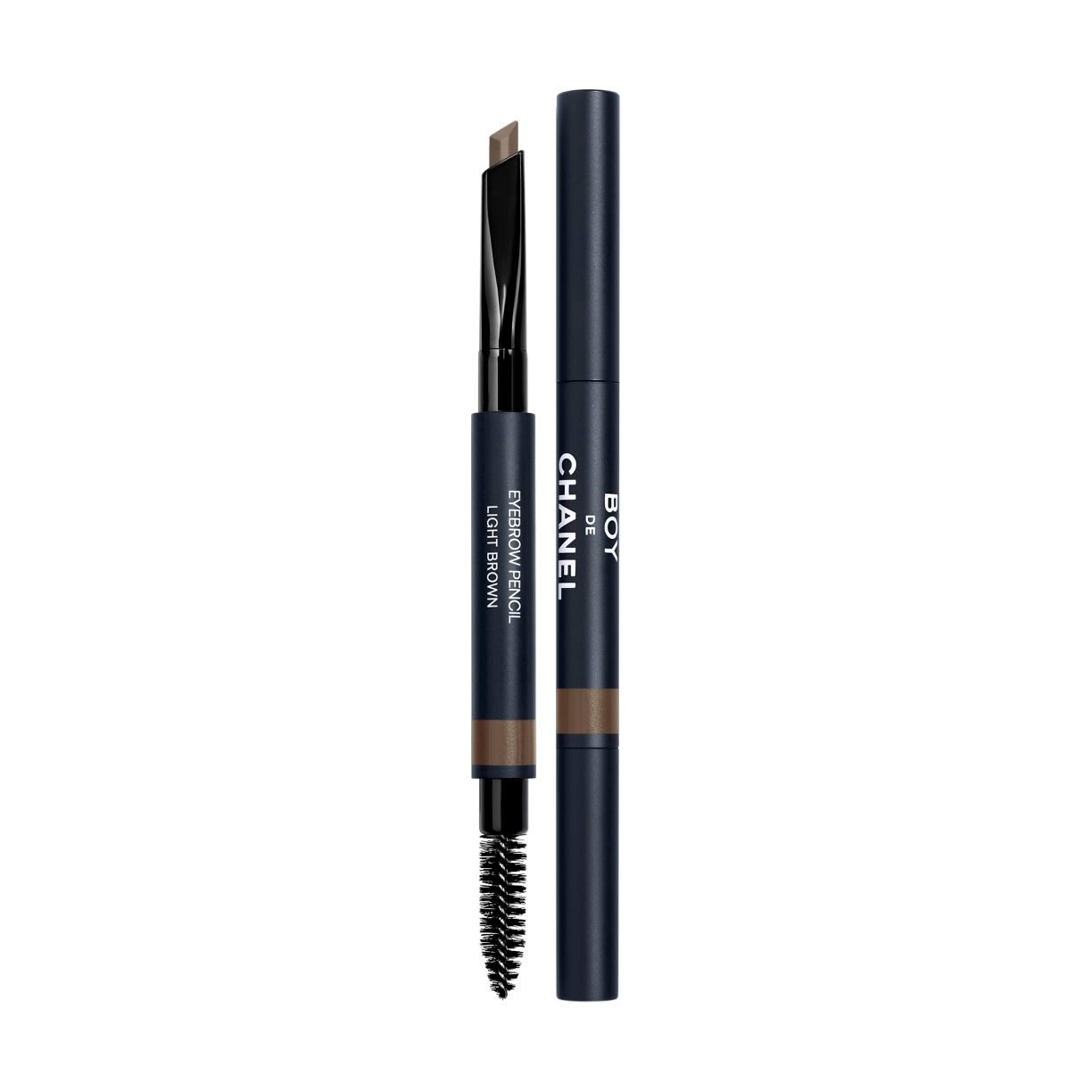 BOY DE CHANEL EYEBROW PENCIL WATERPROOF AND LONGWEARING EYEBROW PENCIL 202 - LIGHT BROWN