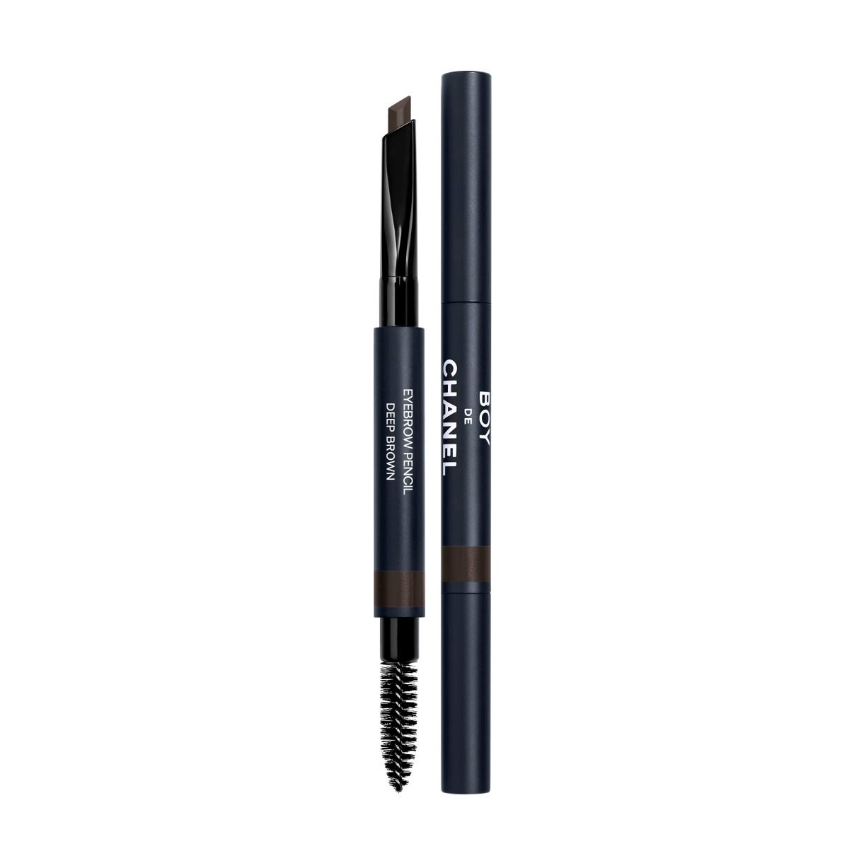 BOY DE CHANEL EYEBROW PENCIL WATERPROOF AND LONGWEARING EYEBROW PENCIL 206 - DEEP BROWN