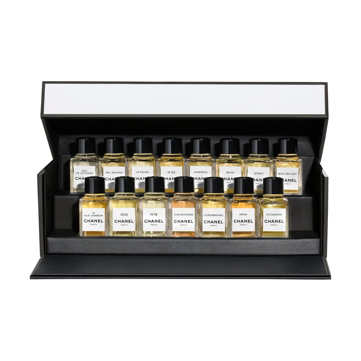DISCOVERY SET LES EXCLUSIFS DE CHANEL - DISCOVERY SET 15x4ml