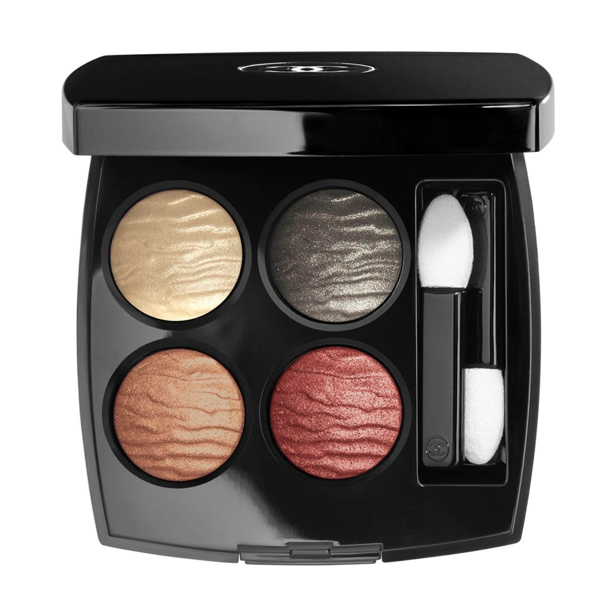 ÉCLAT ÉNIGMATIQUE Exclusive Creation. Limited edition. QUADRA EYESHADOW