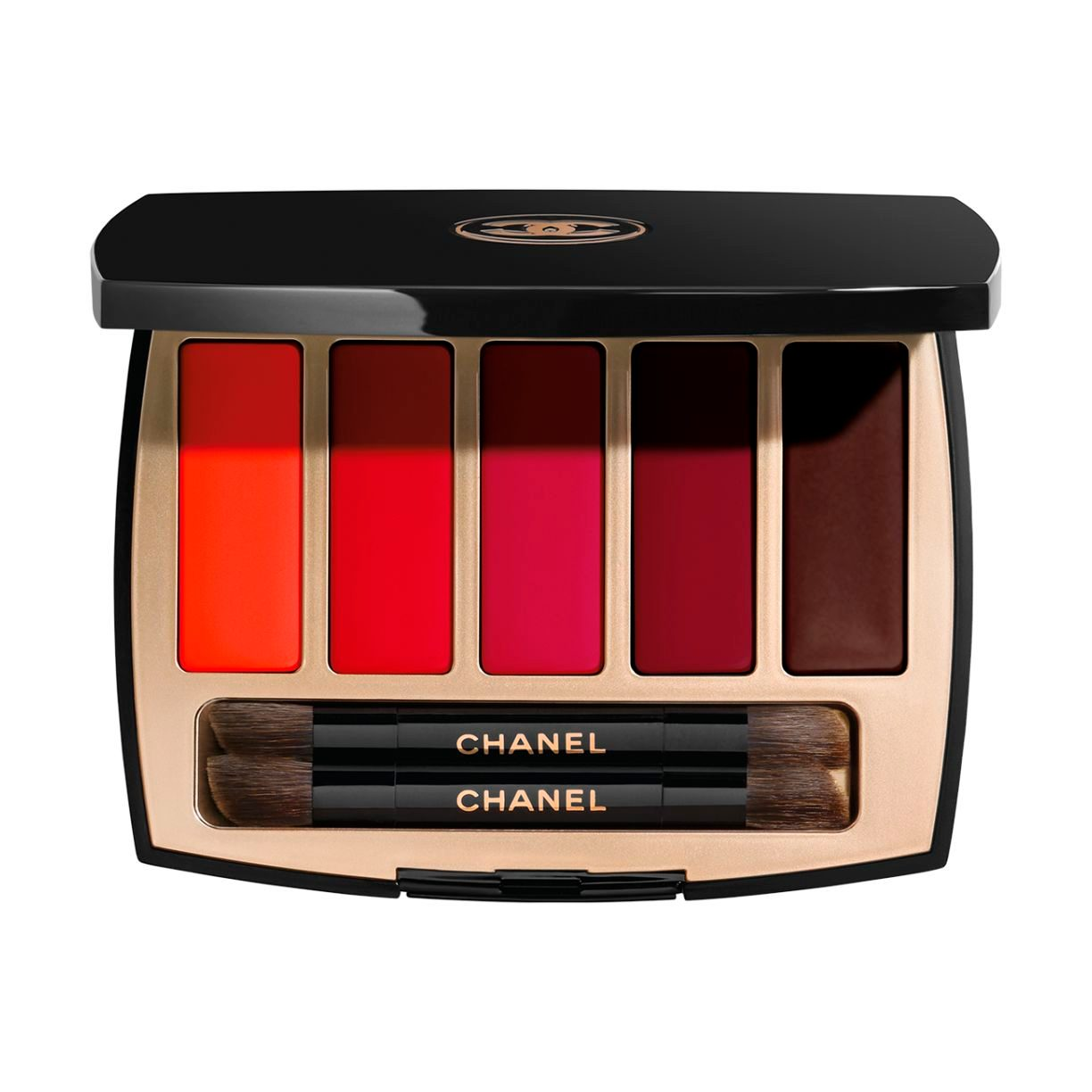 LA PALETTE CARACTÈRE EXCLUSIVE CREATION. LIPSTICK PALETTE 7.5g
