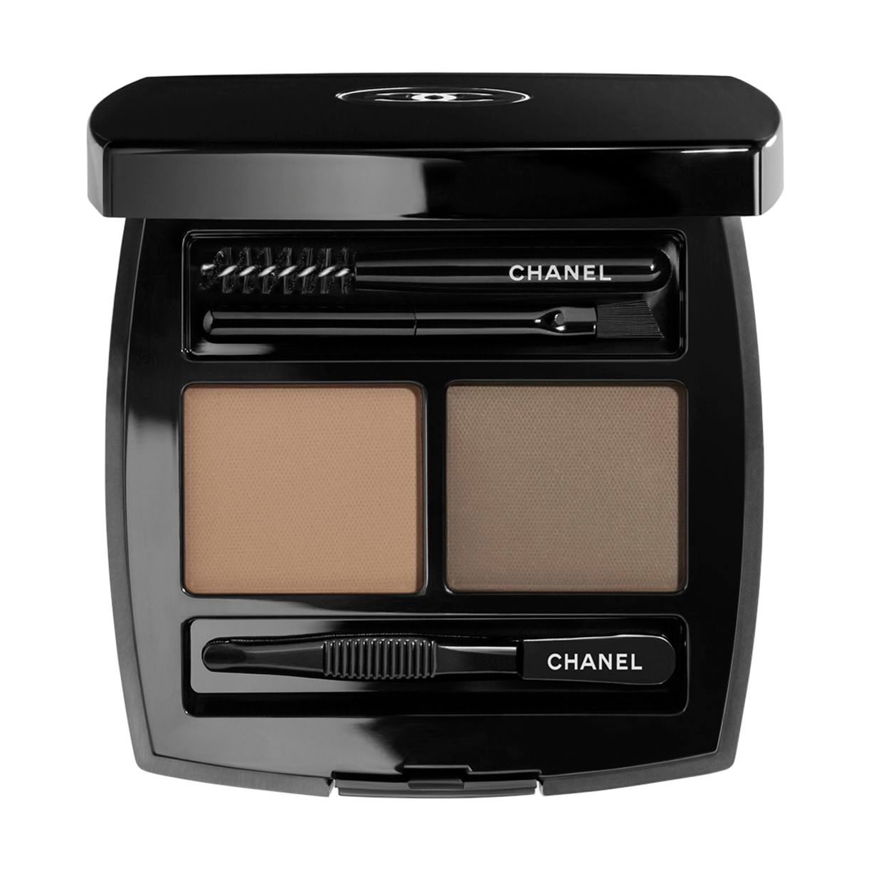 LA PALETTE SOURCILS DE CHANEL DUO WENKBRAUWPOEDERS 40 - NATUREL