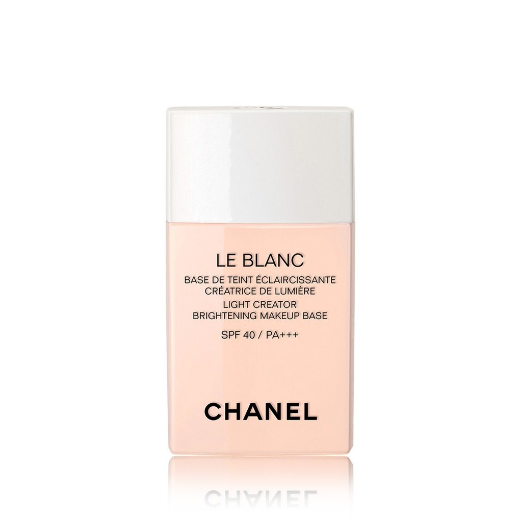LE BLANC LIGHT CREATOR BRIGHTENING MAKEUP BASE SPF 40/PA +++ 10 - ROSÉE