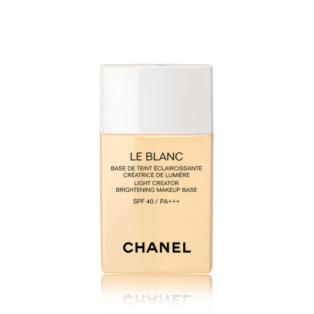 LE BLANC LIGHT CREATOR BRIGHTENING MAKEUP BASE SPF 40/PA +++ 20 - MIMOSA